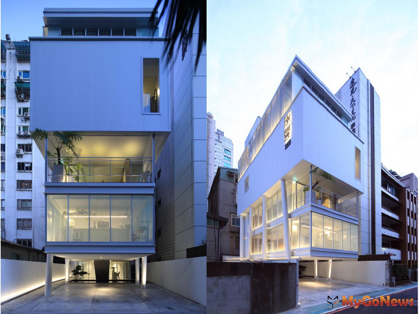 大陸建設「琢豐」再創驚奇,靠6米巷50坪基地的接待中心,賣出90億案量與松江路房市新高價(圖:業者提供) MyGoNews房地產新聞 熱銷推案