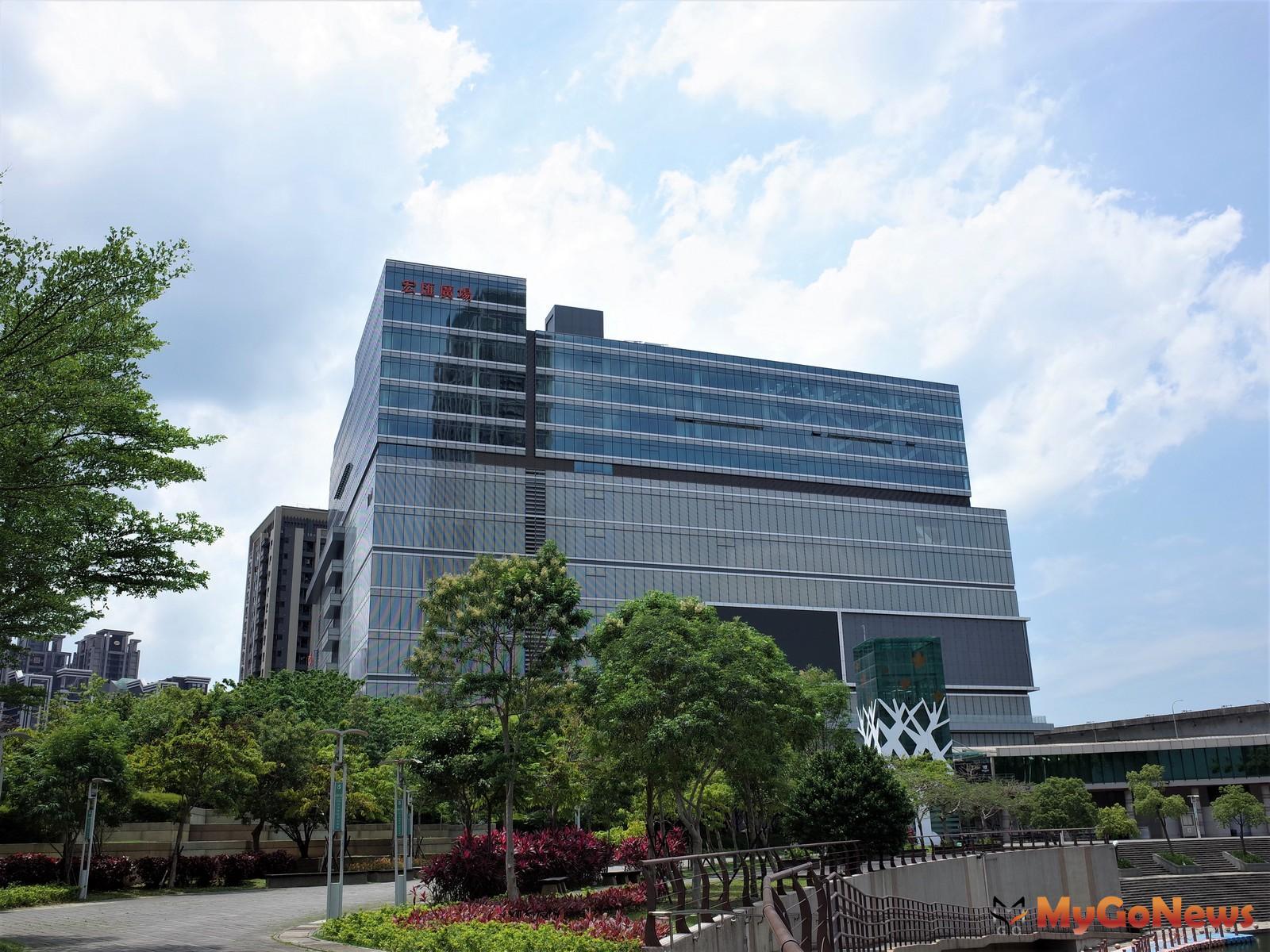 新莊副都心宏匯廣場預計7月開幕,將帶動副都心的房市發展 MyGoNews房地產新聞 熱銷推案