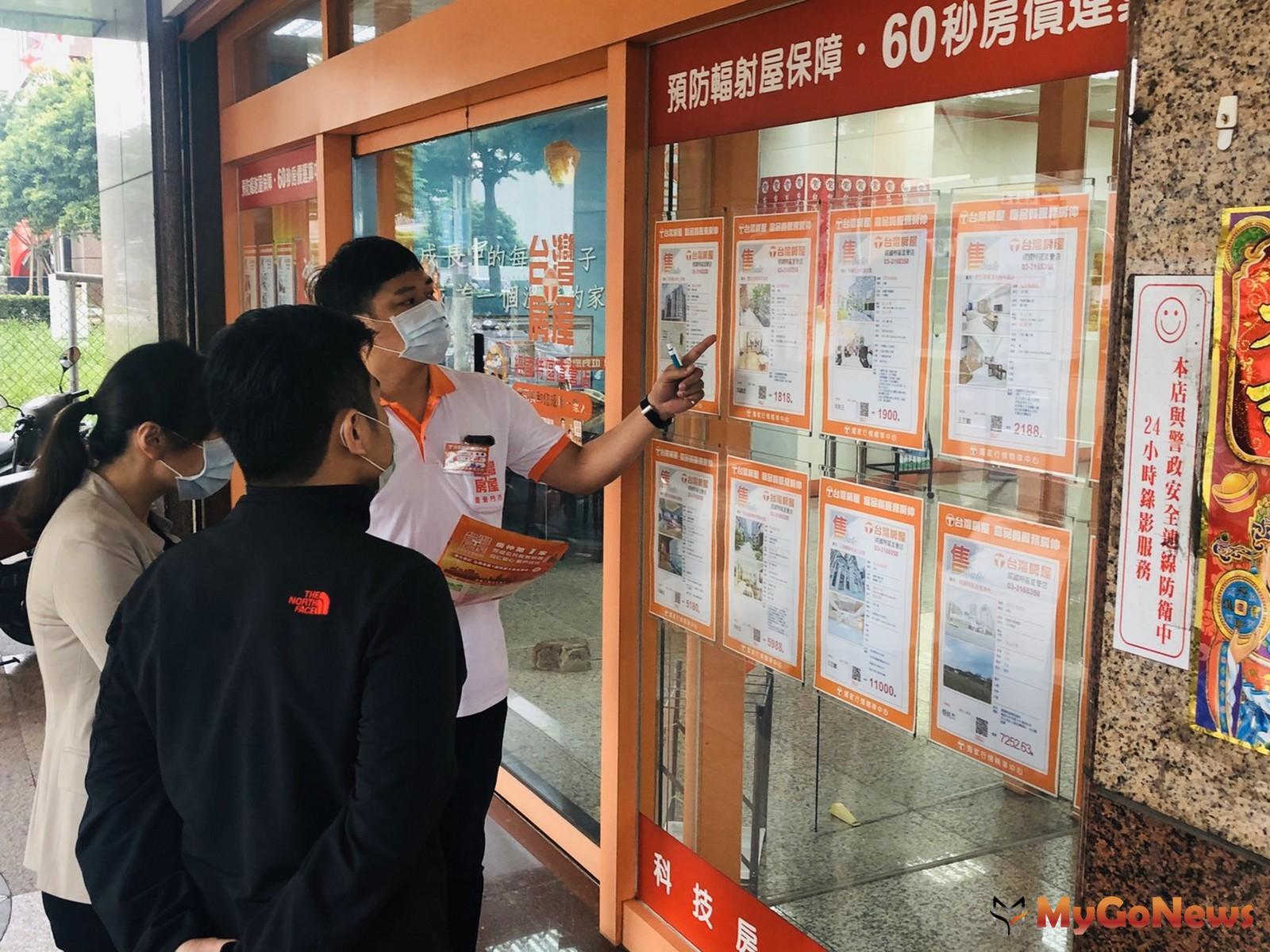 後新冠時代,台灣房市「2壞、3好」是多是空?(圖:台灣房屋) MyGoNews房地產新聞 趨勢報導