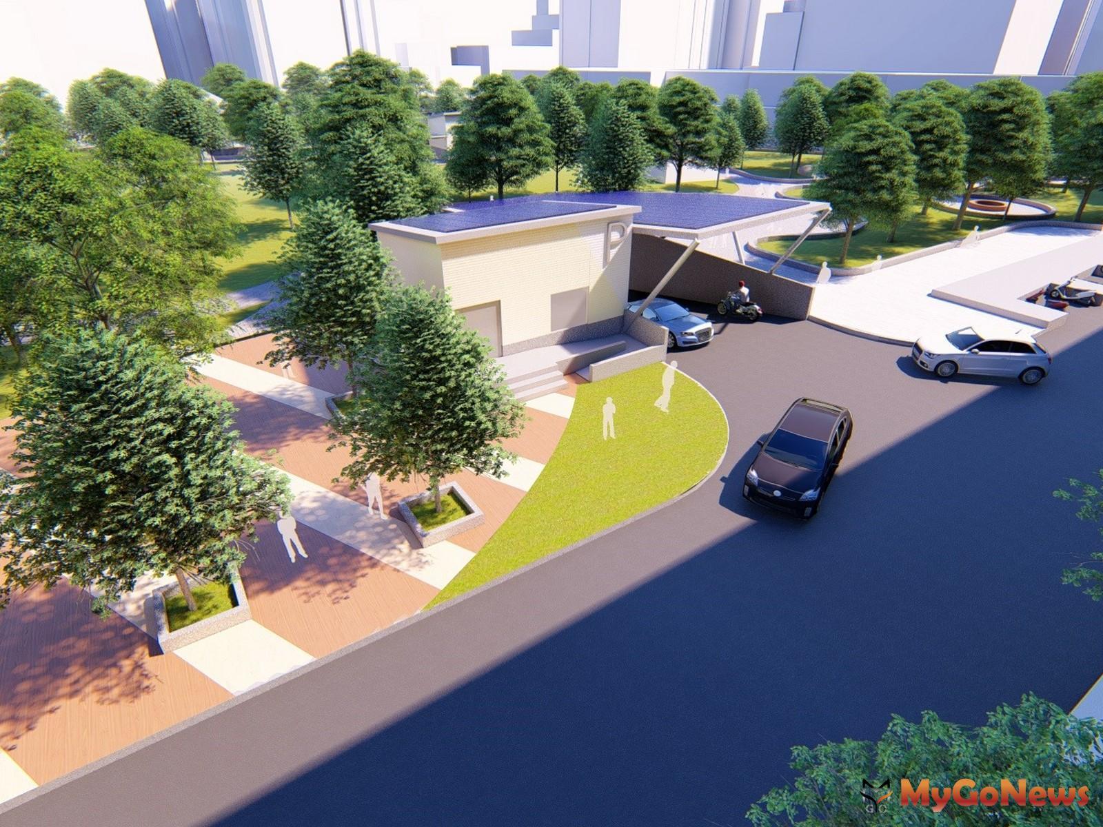 板橋、樹林將再添3座停車場,提供近千個汽機車停車位(圖:新北市政府) MyGoNews房地產新聞 區域情報