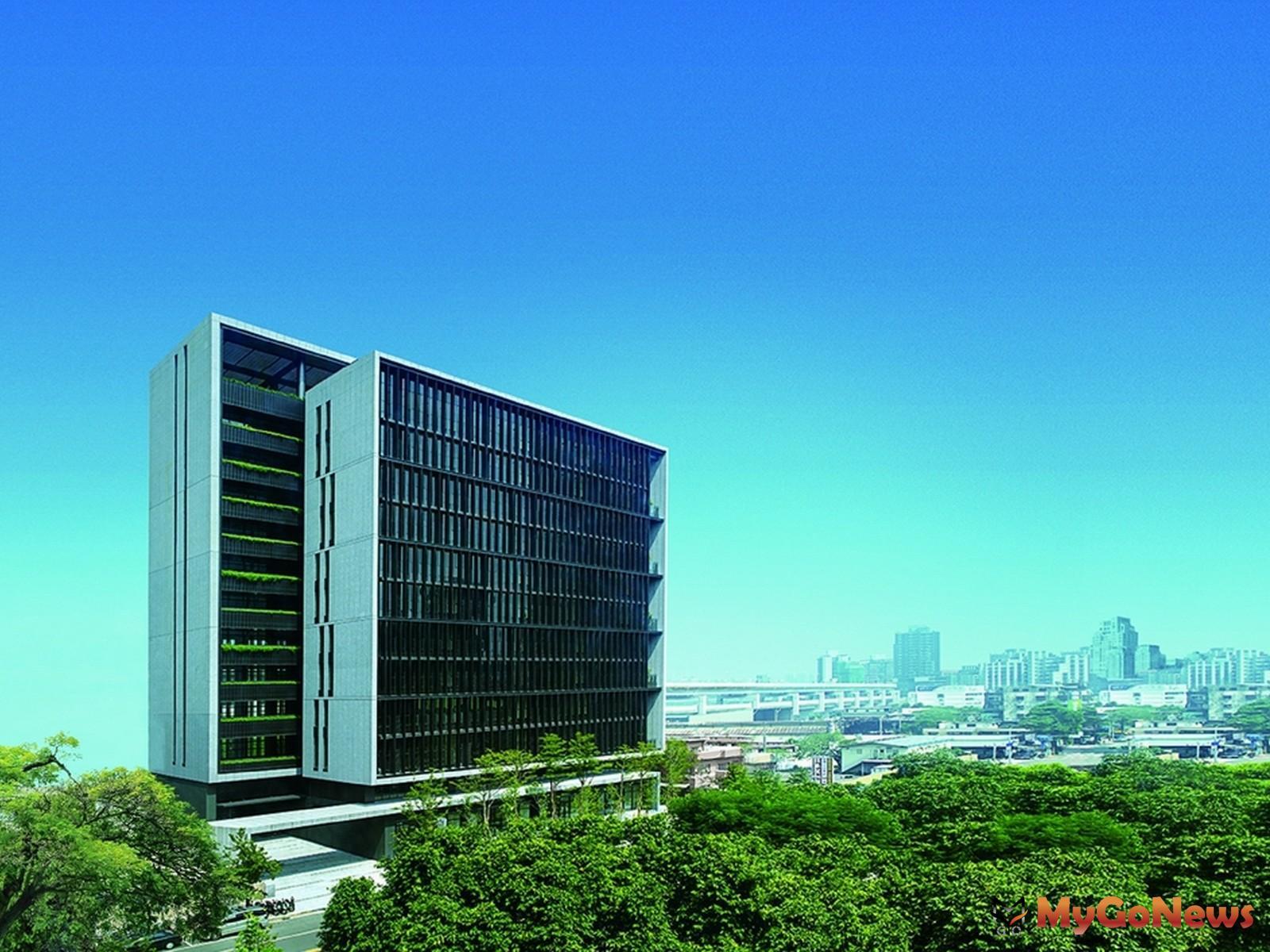 南港全新落成的「村泉NEO ONE」,為回流台商和計畫升級轉型的在地企業,提供旗艦級總部(圖:業者提供) MyGoNews房地產新聞 熱銷推案