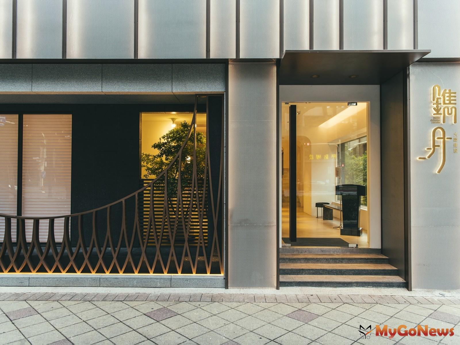 大陸建設首宗天母建築「鐫月」(圖:業者提供) MyGoNews房地產新聞 熱銷推案