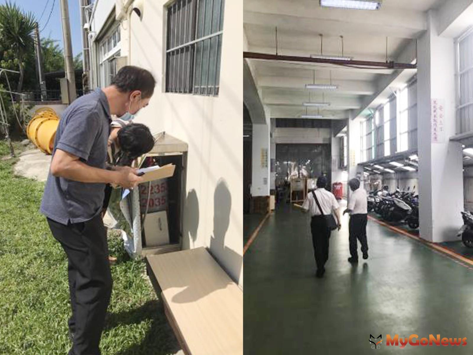 台南市高風險場所無預警稽核 杜絕安檢人員違法簽證(圖:台南市政府) MyGoNews房地產新聞 區域情報