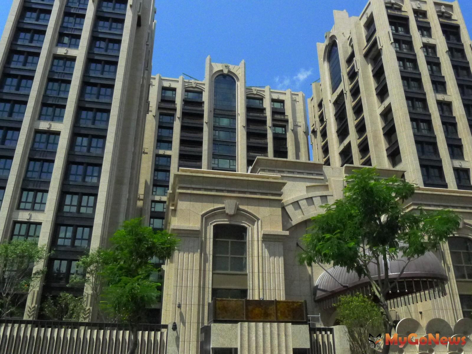 巷弄豪宅身價不斐 2020年這條巷賣最多,圖為皇翔御琚(圖:台灣房屋)  MyGoNews房地產新聞 市場快訊