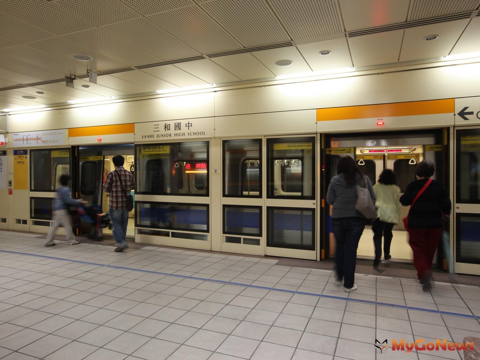 「淺草棧」距離700公尺捷運三和國中站,每日上下班時,可以順路把民生需求簡易輕鬆完成。 MyGoNews房地產新聞 專題報導