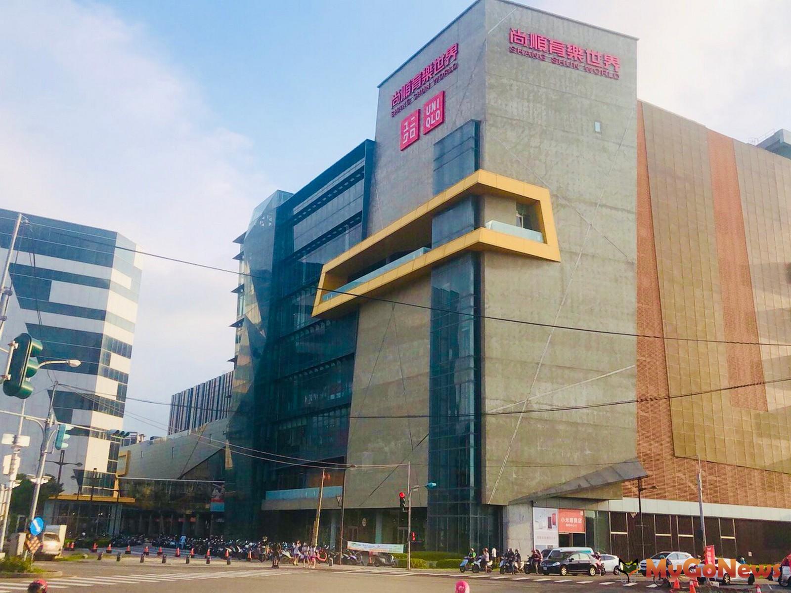 頭份中央路的尚順商圈3年漲幅達4.1%(台灣房屋提供)  MyGoNews房地產新聞 市場快訊