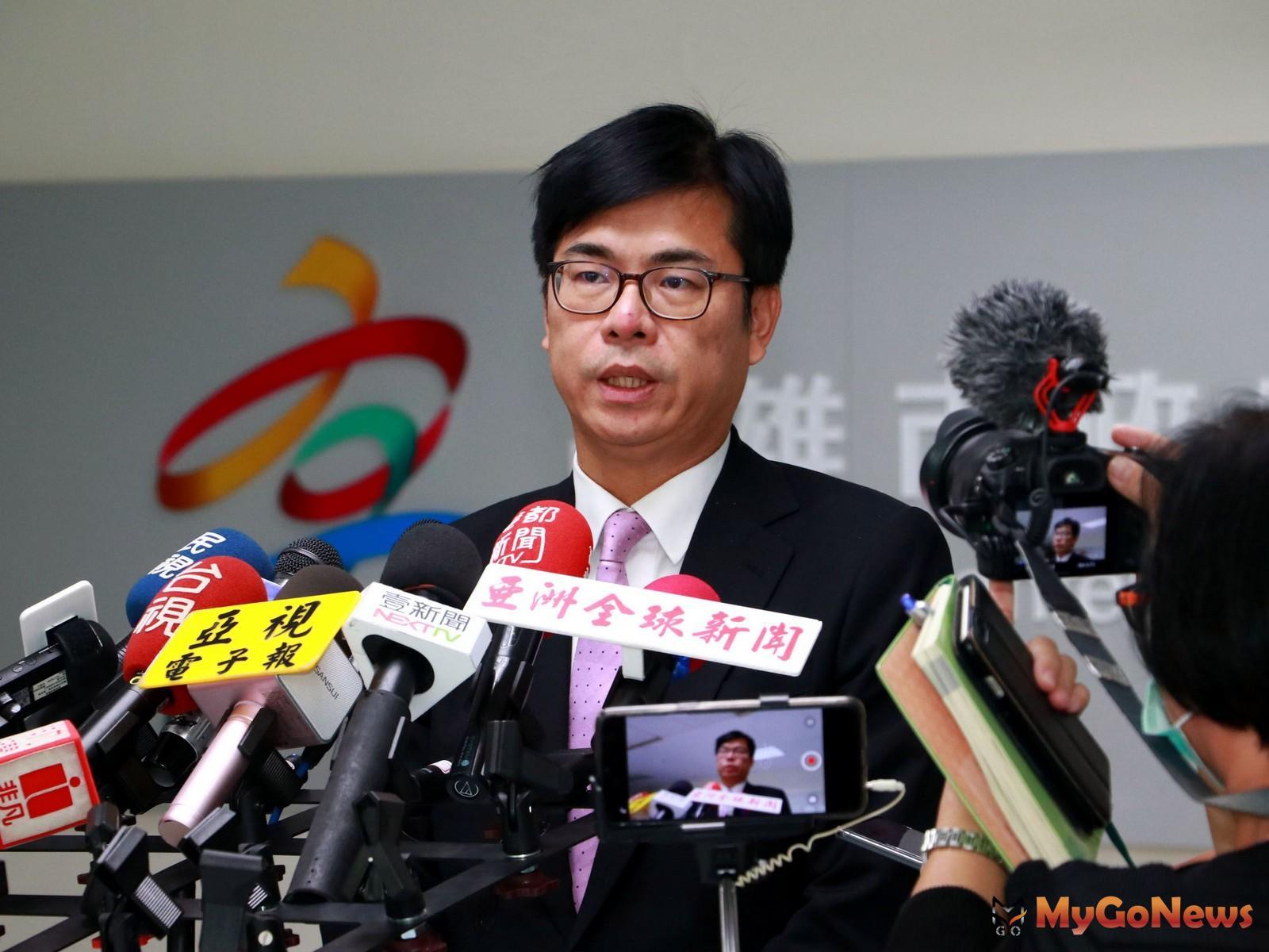力推5G、新創 陳其邁宣布成立智慧城市推動委員會(圖:高雄市政府) MyGoNews房地產新聞 區域情報