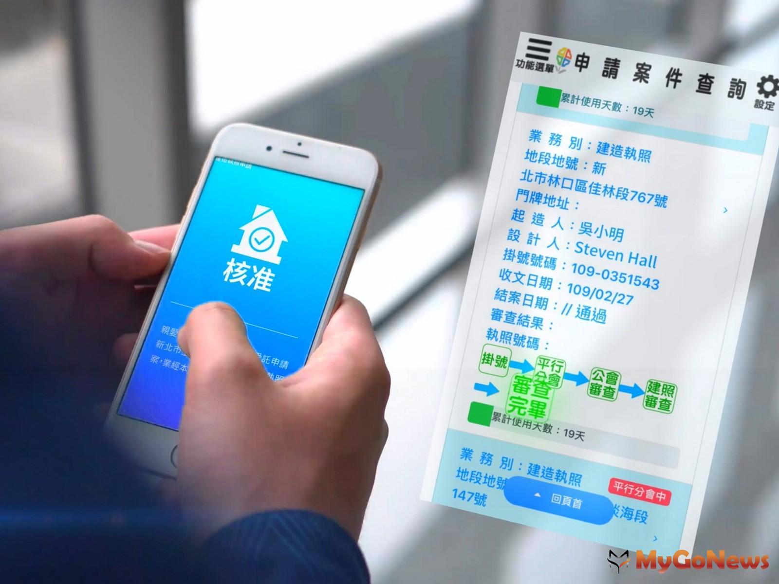 新北地政E服務,手機下載不錯過(圖:新北市政府) MyGoNews房地產新聞 區域情報