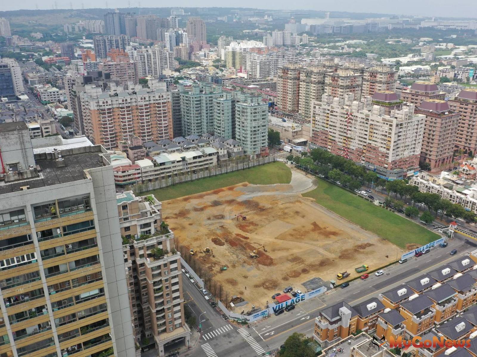 中台灣首座複合式總體規劃城區,寶輝率美日國際團隊共同打造,寶輝建設近8,000坪精華大型腹地,中科華麗銳變(圖:業者提供) MyGoNews房地產新聞 市場快訊