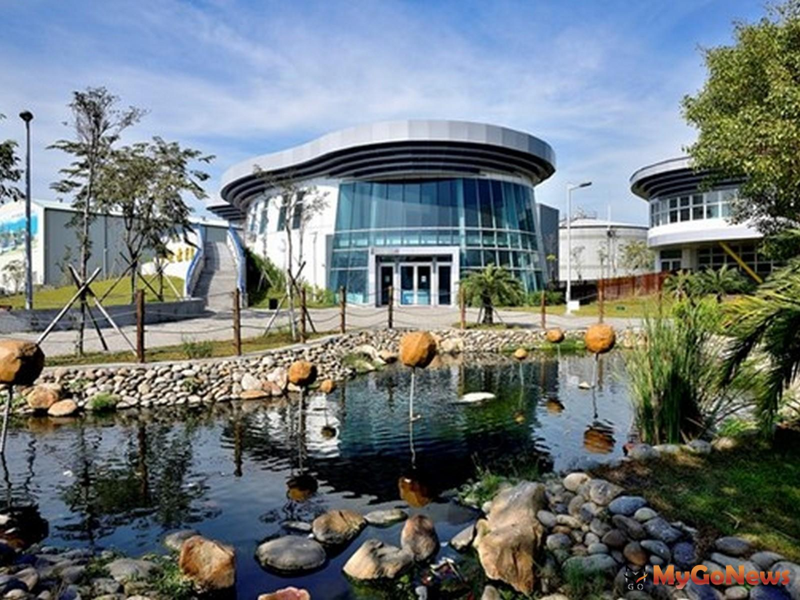 鳳山水資源中心為全國首例公共污水處理再利用BTO計畫,每日可供應4.5萬噸再生水(圖/業者提供) MyGoNews房地產新聞 市場快訊