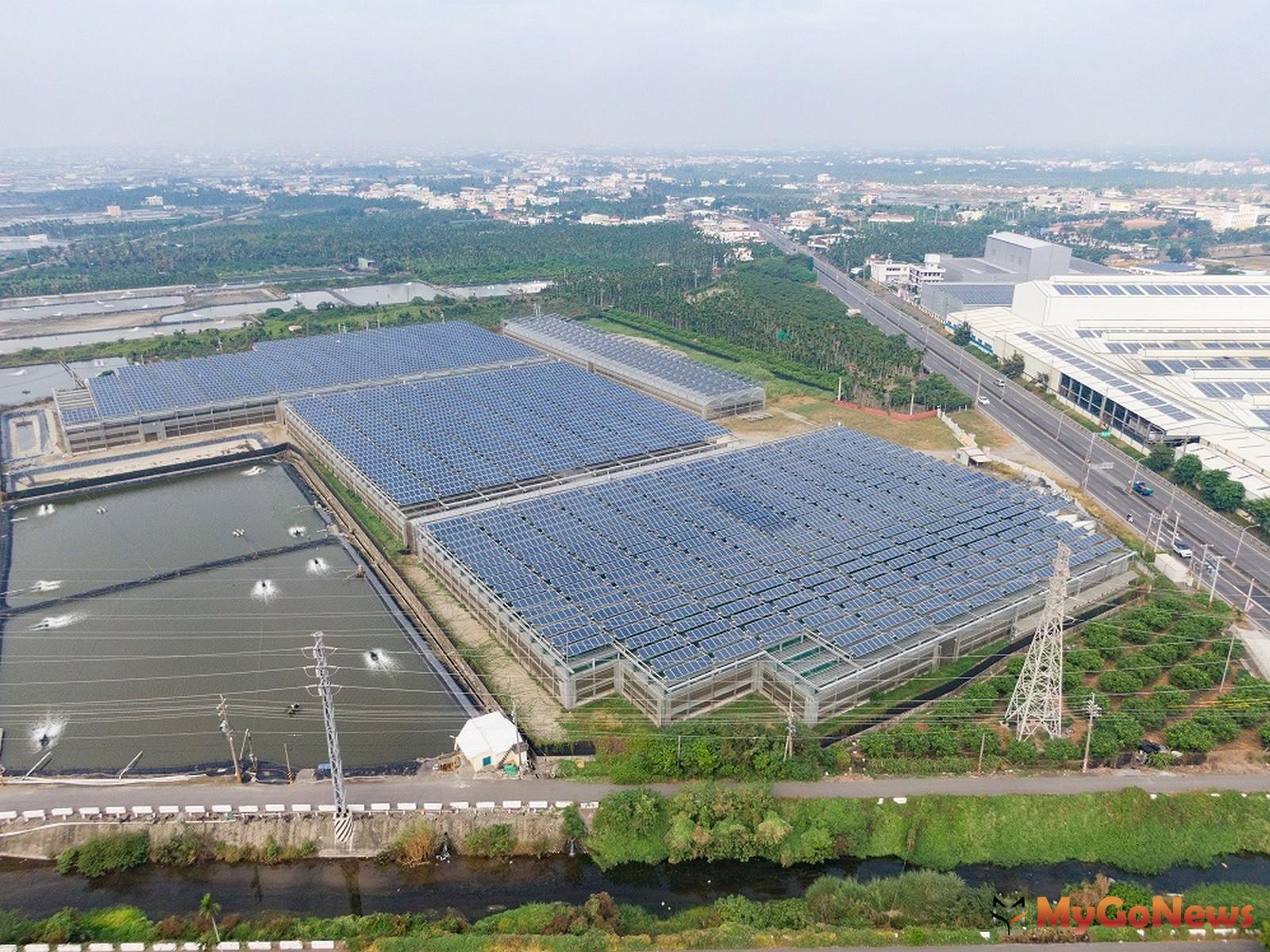 中央部會全面盤點建物屋頂資源 加速推動屋頂型太陽光電(圖/經濟部) MyGoNews房地產新聞 市場快訊