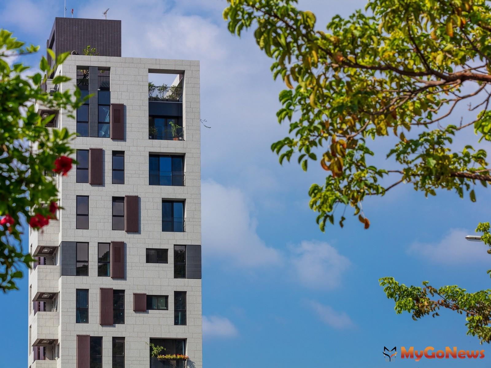 「長野米蘭」,坐落於北安路668號的黃金角地,規劃地上10層、地下4層獨棟建築(圖/業者提供)。 MyGoNews房地產新聞 熱銷推案