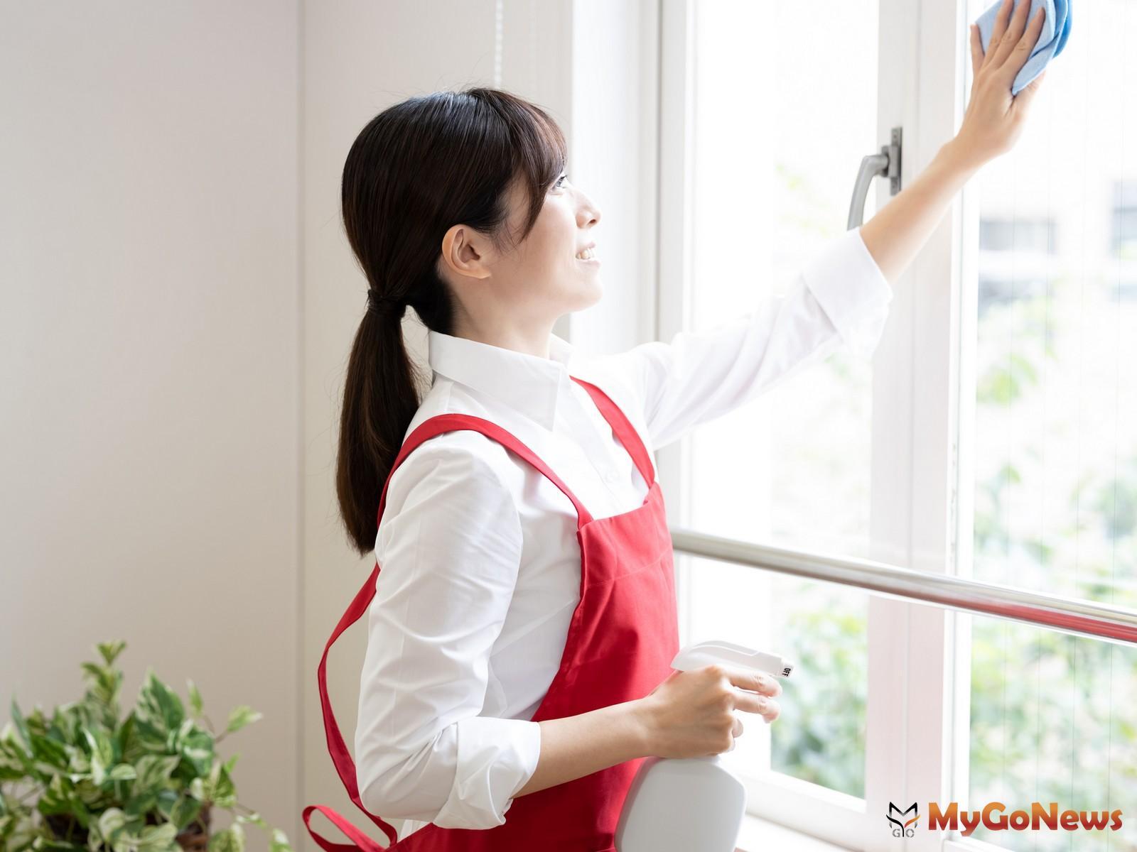 信義房屋居家服務中心統計2020年預約年前清潔較往年成長許多(圖/pixta) MyGoNews房地產新聞 居家風水