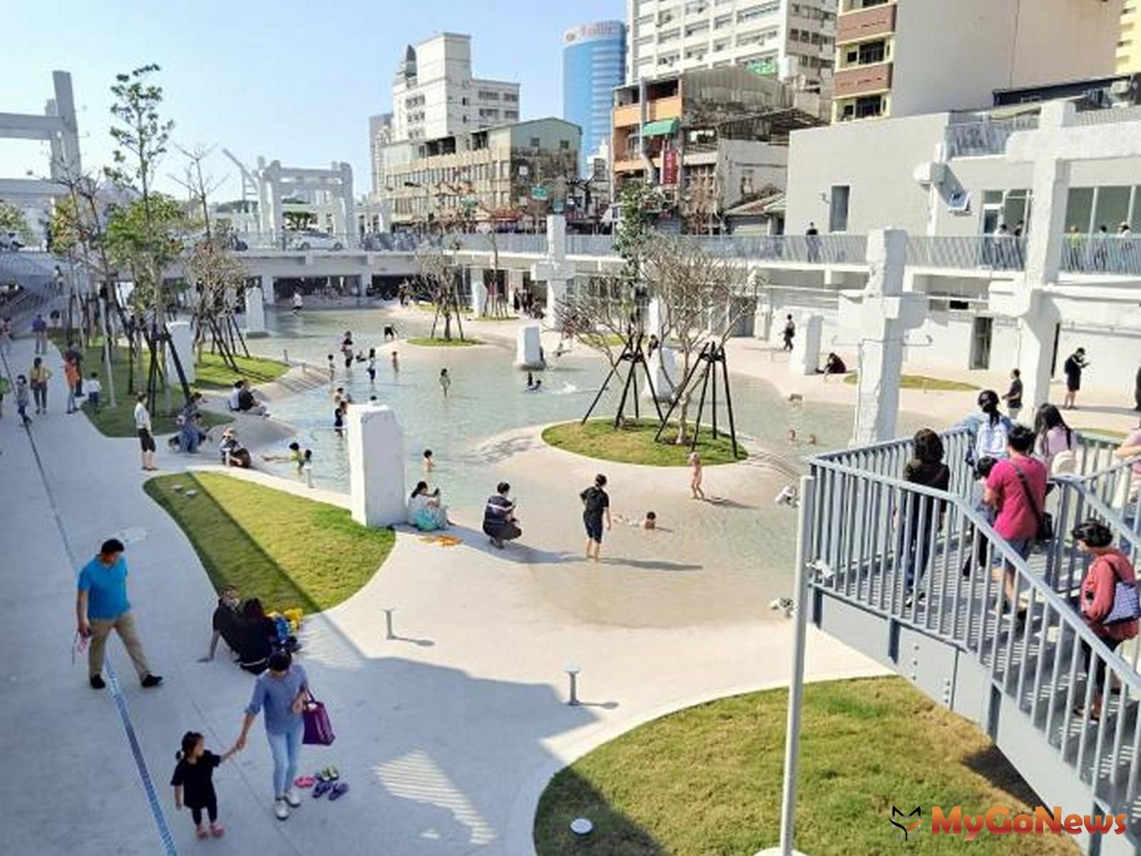 台南「河樂廣場」再度躍登國際媒體英國《衛報》 入選全球五大最佳建築(圖/台南市政府) MyGoNews房地產新聞 區域情報