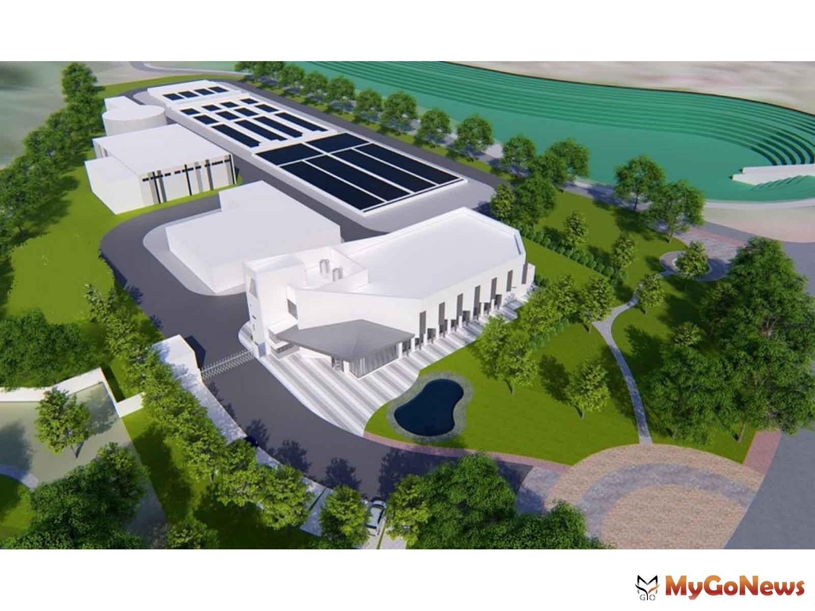 楊梅四維社福館預計2022年4月完工,以家的概念打造全齡化社福空間(圖/桃園市政府) MyGoNews房地產新聞 區域情報