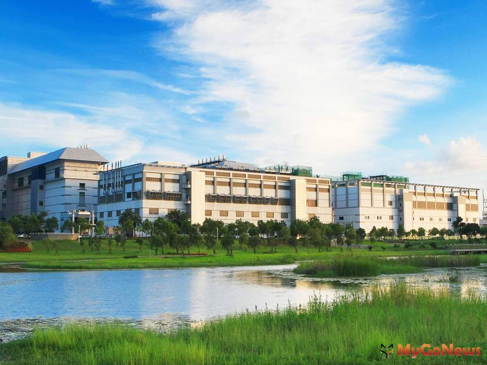 台積電2020年在台南購入百億土地,預估未來將在南科投資2兆元,整體員工數將增加三成(圖/業者提供)。 MyGoNews房地產新聞 熱銷推案