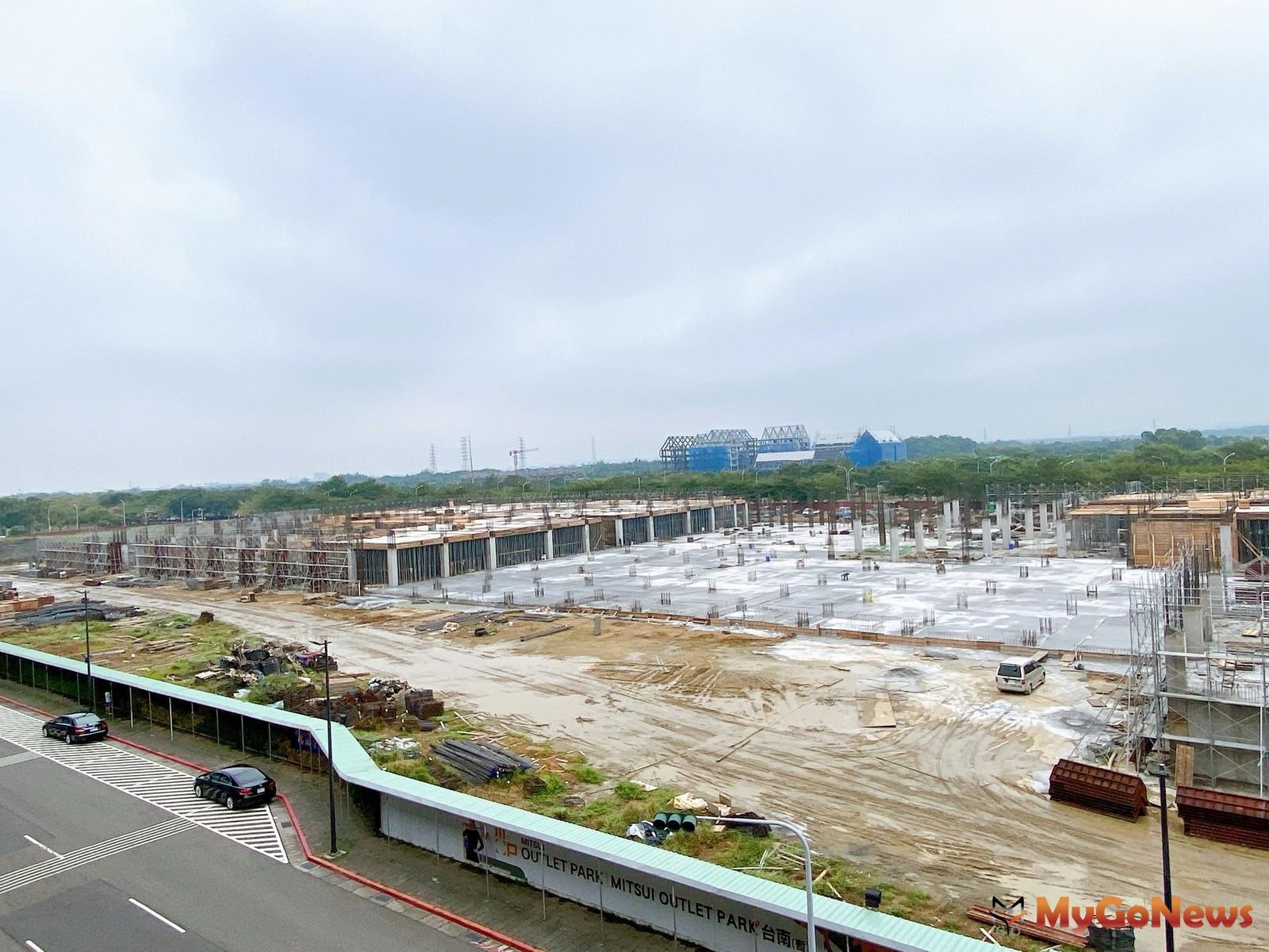 台南高鐵特區由中央、地方攜手打造,結合會展、產業及軌道經濟(圖/業者提供)。 MyGoNews房地產新聞 熱銷推案