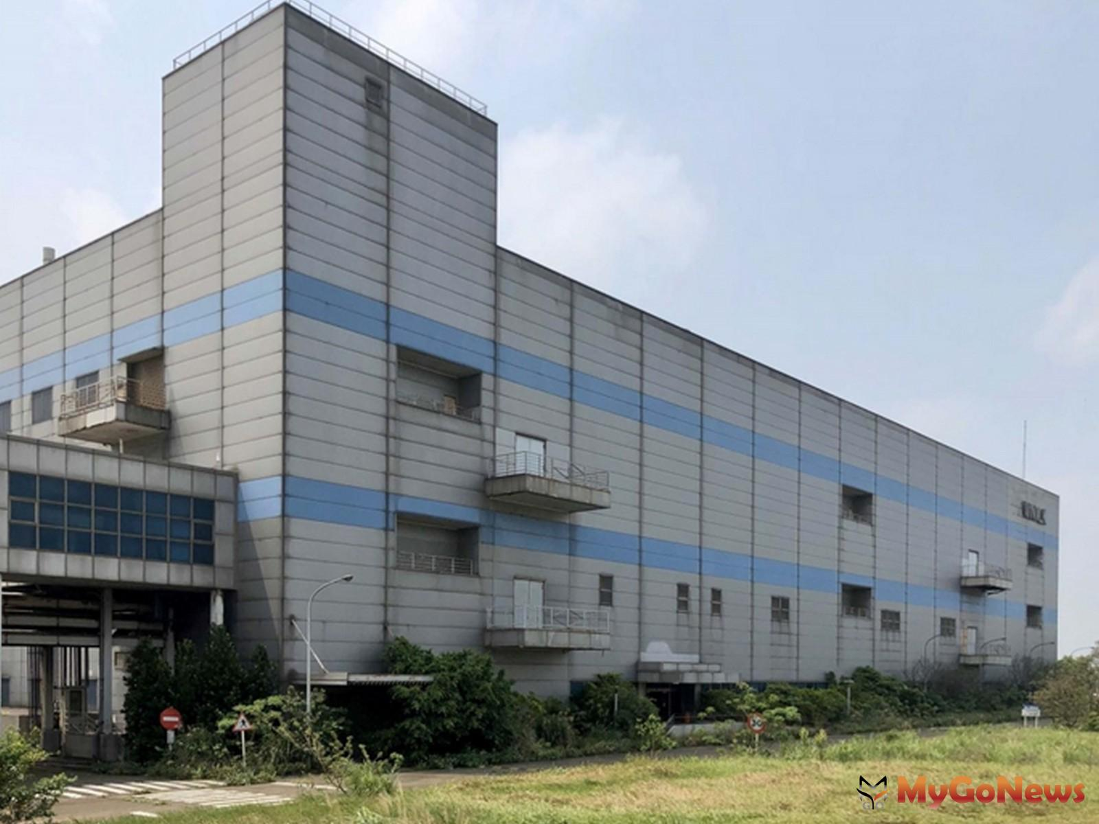 工業地產,勝華重整案,楊梅幼獅面板廠處分金額44.85億(圖/瑞普萊坊) MyGoNews房地產新聞 市場快訊
