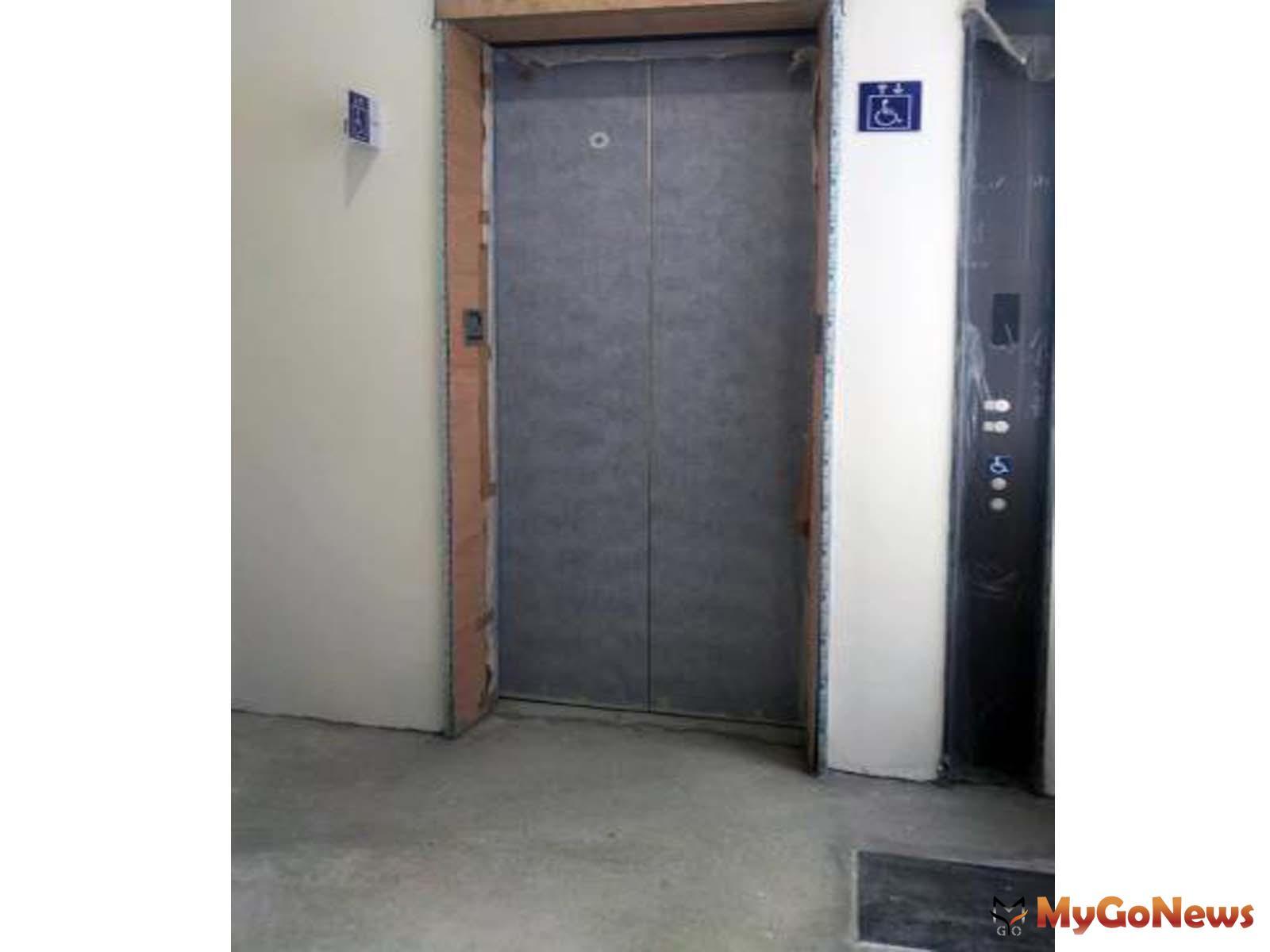 5樓以下公寓大廈申請增設電梯完工,台南市補助老舊公寓增設電梯首例(圖/台南市政府) MyGoNews房地產新聞 區域情報