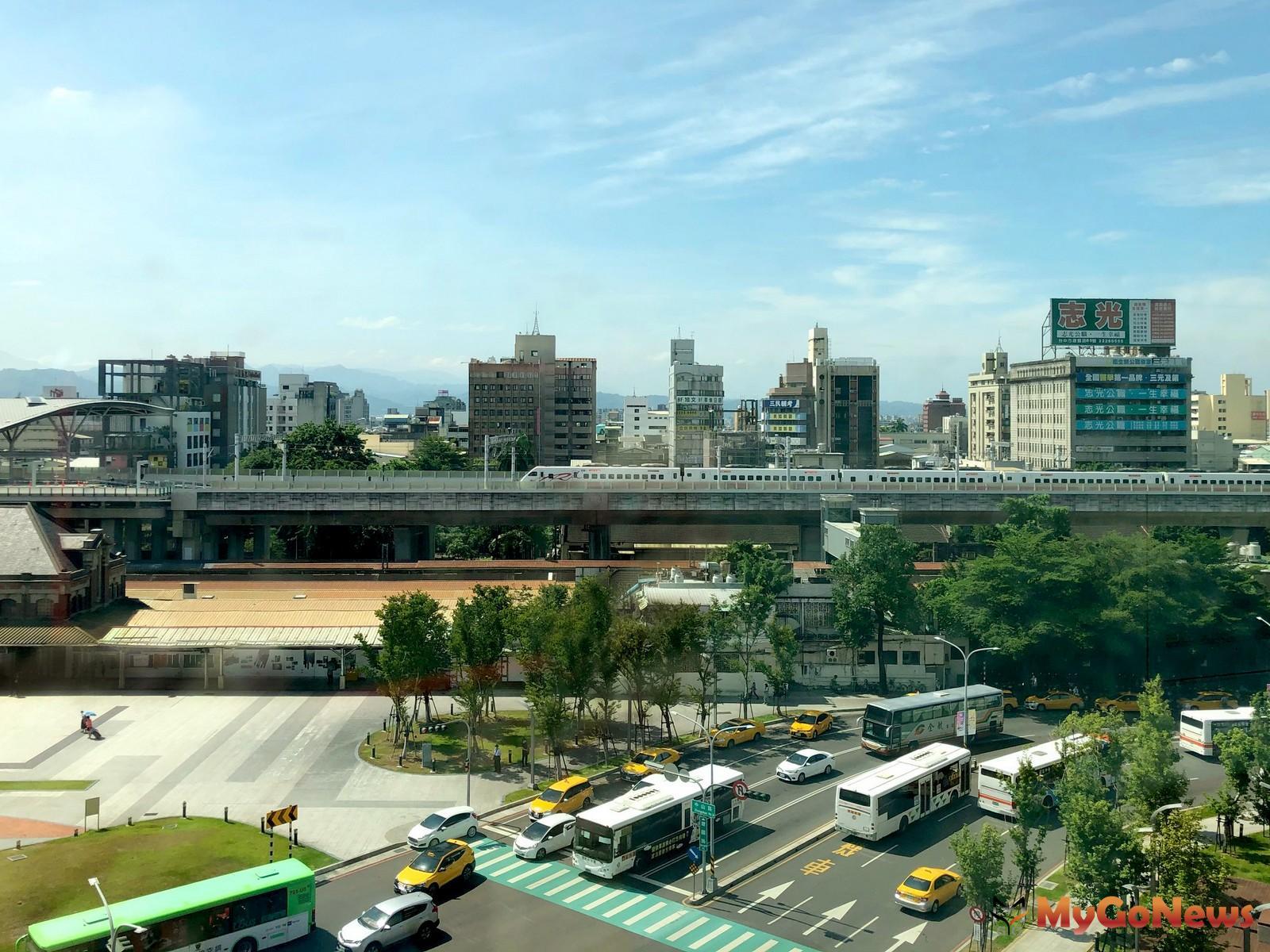 台中市平均購屋坪數48.3坪,是四都中最大的(圖/業者提供) MyGoNews房地產新聞 區域情報