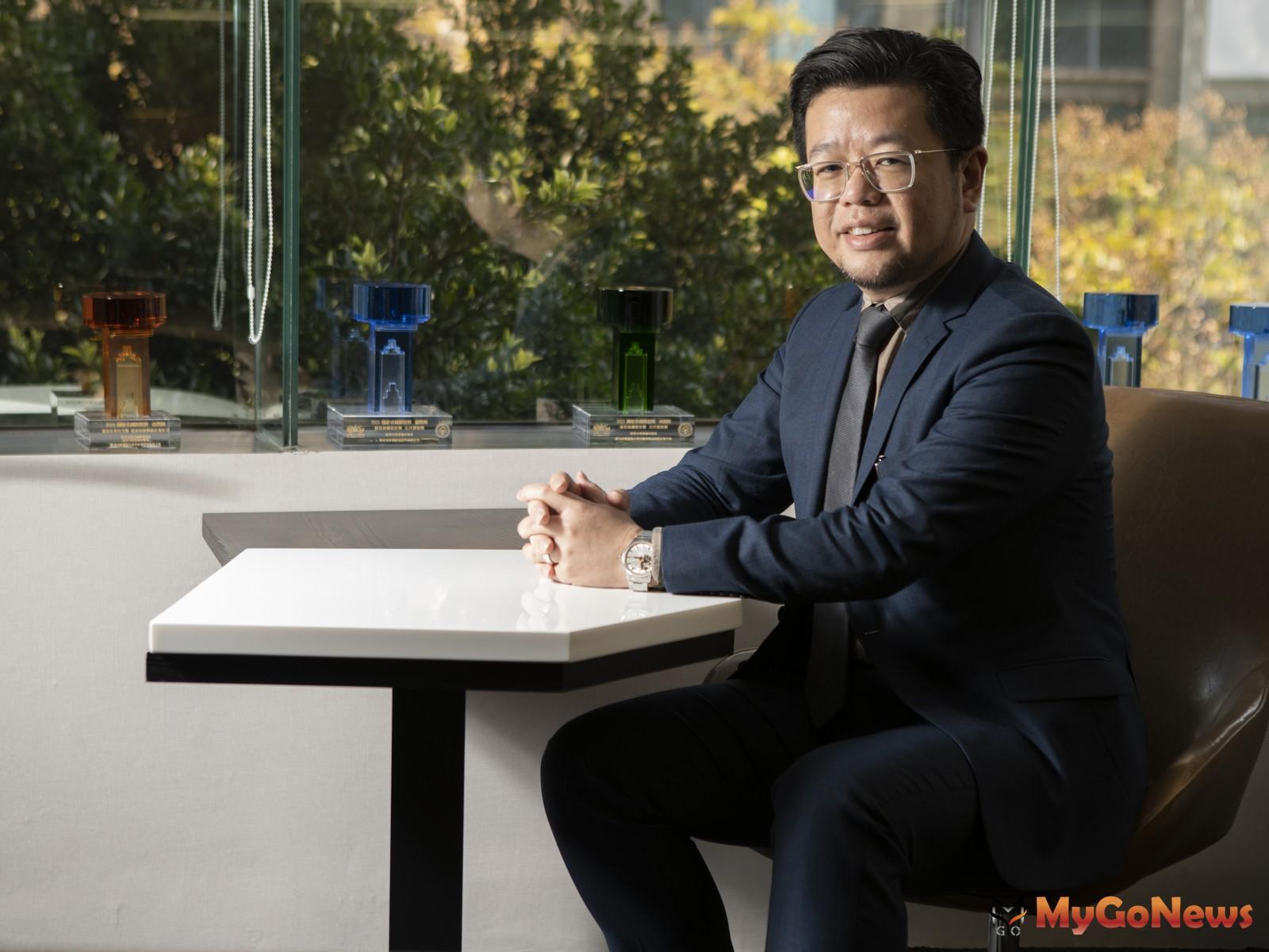 專訪上仁開發建設總經理—陳聖中,在最有生命力的場域,打造三重「一品苑」最佳建築 MyGoNews房地產新聞 專題報導