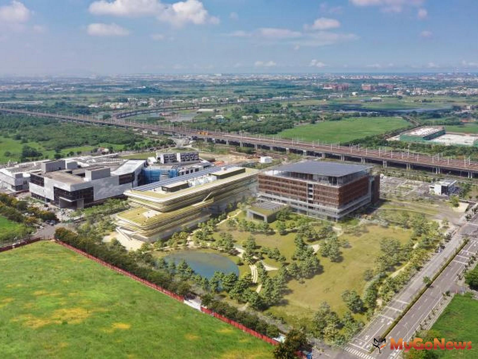 台南沙崙智慧綠能科學城整體開發 已展現階段成果(資料照片) MyGoNews房地產新聞 區域情報