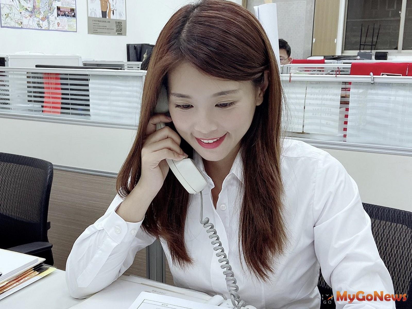陳若嘉總是展現出熱情與積極的態度,之所以能得到客戶的信賴,她認為本著善意初心也很重要。(圖/21世紀不動產陳若嘉提供) MyGoNews房地產新聞 市場快訊