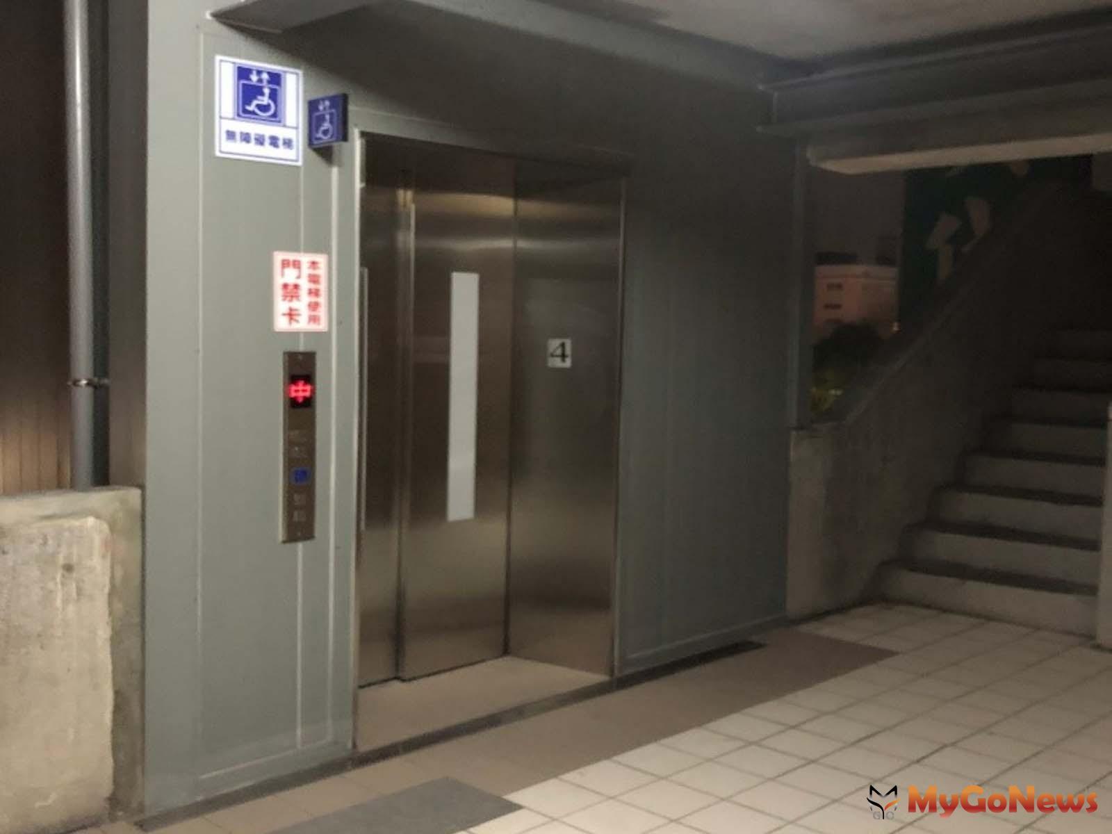 加速老建物裝電梯,內政部修法有條件放寬出入口寬度(資料照片) MyGoNews房地產新聞 市場快訊