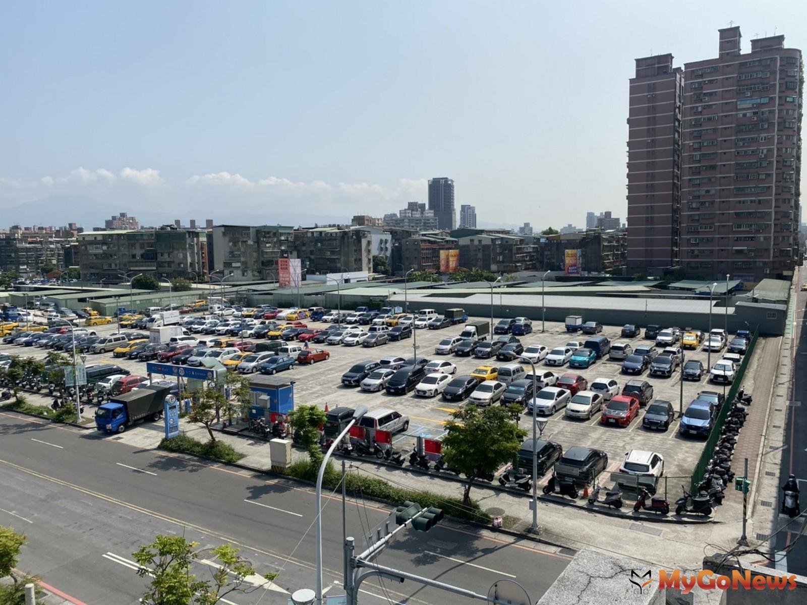 二重疏洪道東側標號970的精華地,由國泰建設擊退各大建商,以33.9億購得。(台灣房屋集團趨勢中心提供) MyGoNews房地產新聞 市場快訊