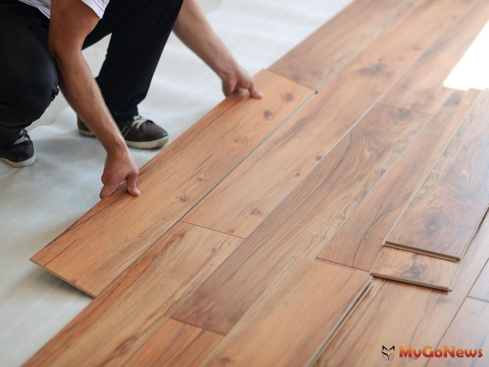 其實選擇木地板,不是越貴就代表品質越好。(圖片來源_21世紀不動產提供) MyGoNews房地產新聞 居家風水