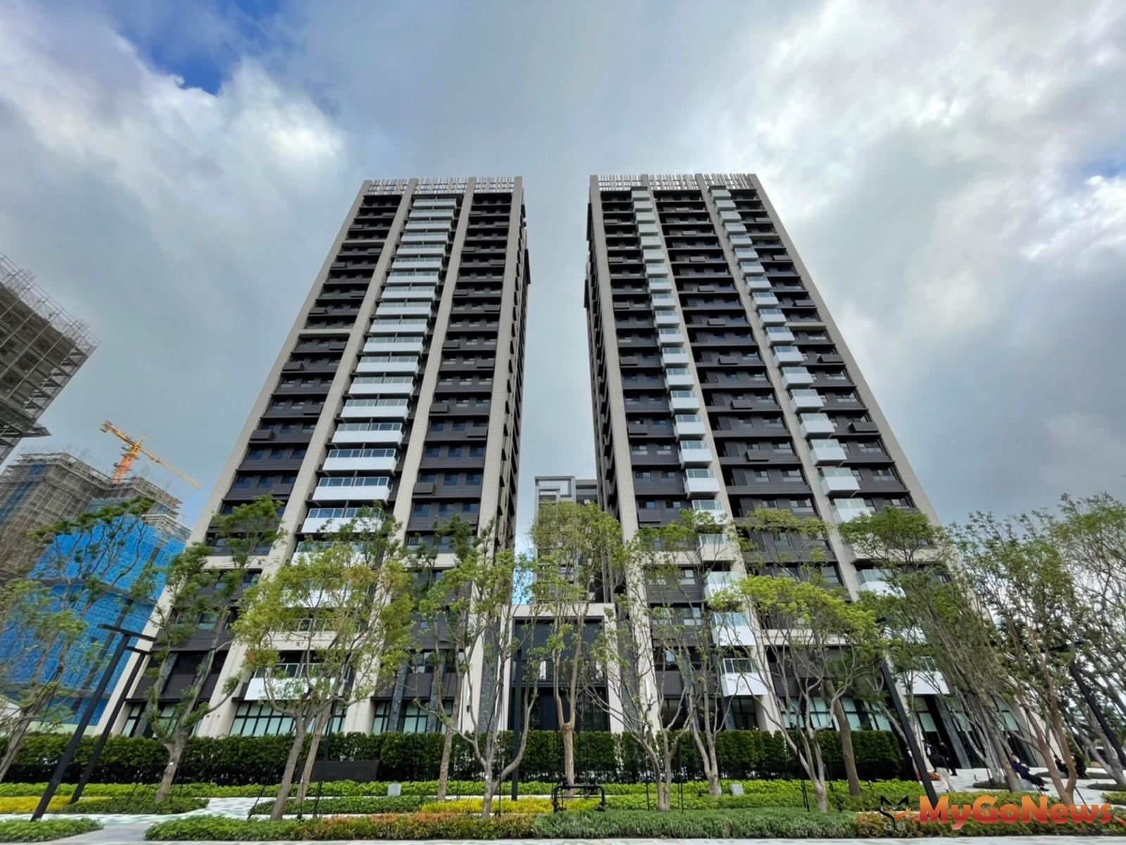 潤泰集團旗下潤泰創新首度與日本三菱地所聯手打造的住宅巨作「潤泰峰匯」締造銷售佳績(圖/潤泰創新) MyGoNews房地產新聞 熱銷推案