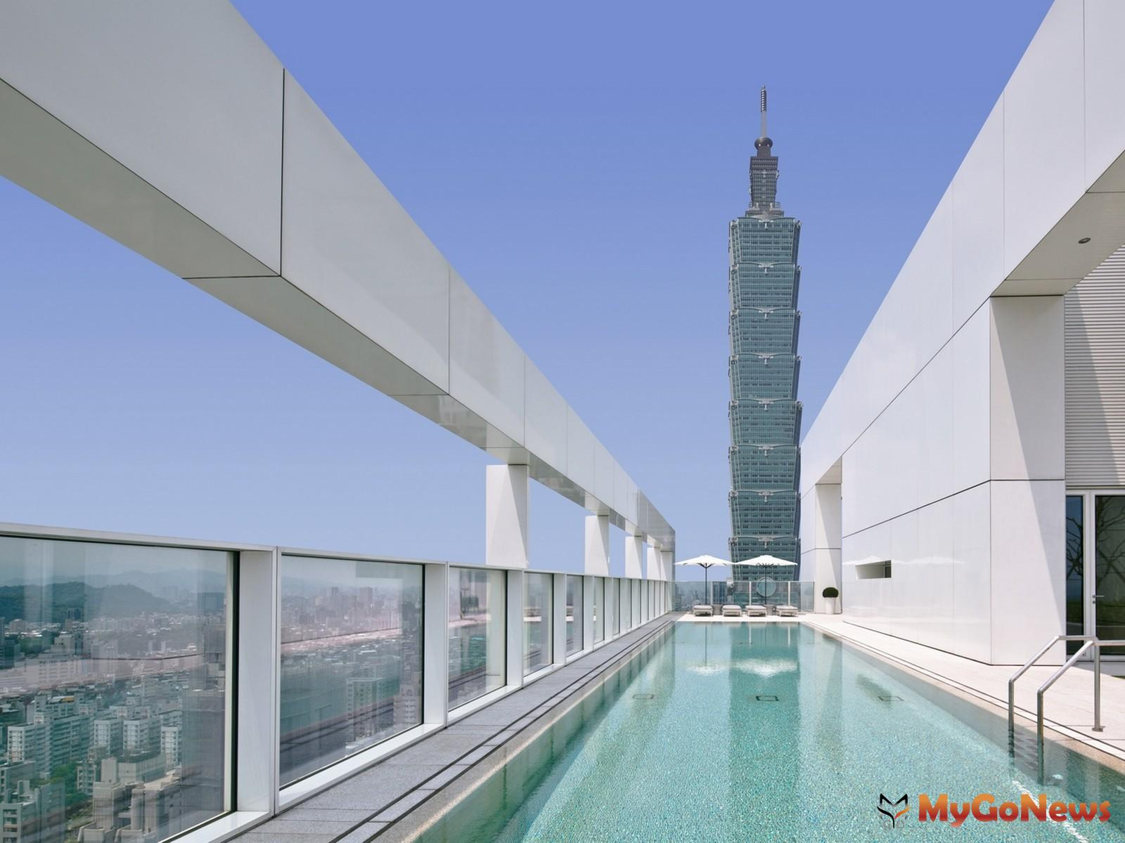 大陸建設與曾榮獲普立茲克建築獎(Pritzker Architecture Prize)的紐約白派大師Richard Meier攜手打造「琢白」(圖/業者提供) MyGoNews房地產新聞 熱銷推案