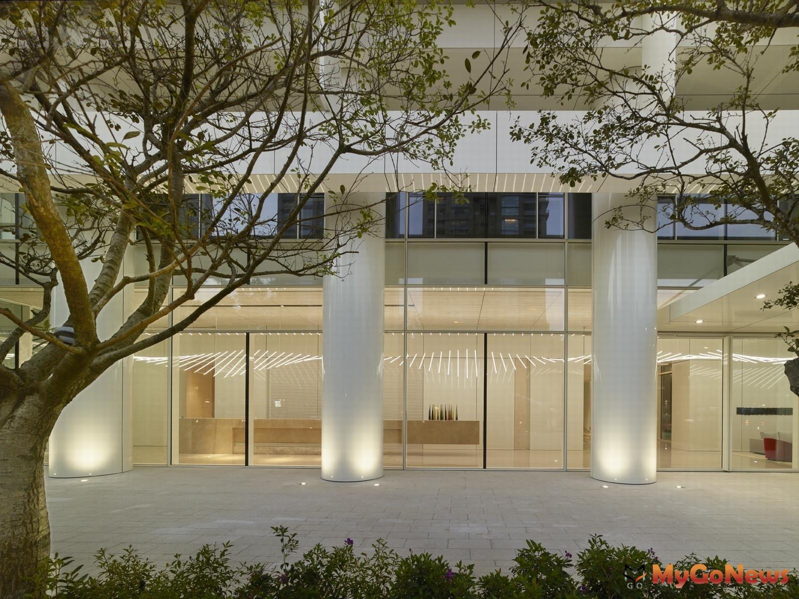 紐約白派建築獨樹一格,企業二代名人住戶加持,收藏55TIMELESS「琢白」(圖/業者提供) MyGoNews房地產新聞 熱銷推案