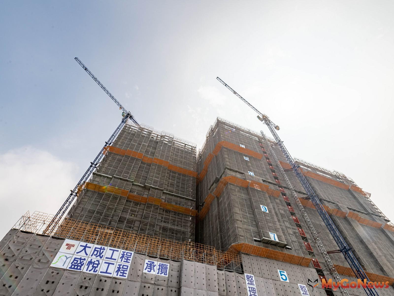 中路三號社會住宅2022年3月完工,智慧綠建築打造社宅新典範(圖/桃園市政府) MyGoNews房地產新聞 區域情報