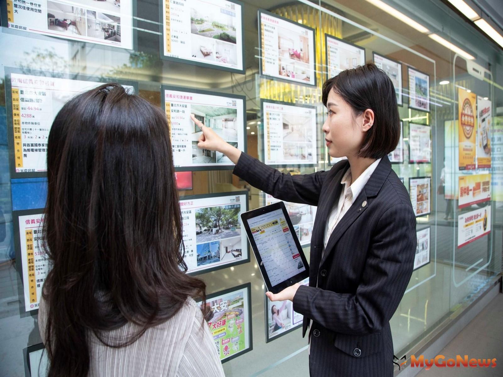 永慶房屋針對買方及賣方都提供完整且專業的服務,讓買賣雙方都安心。(圖/永慶房屋) MyGoNews房地產新聞 市場快訊