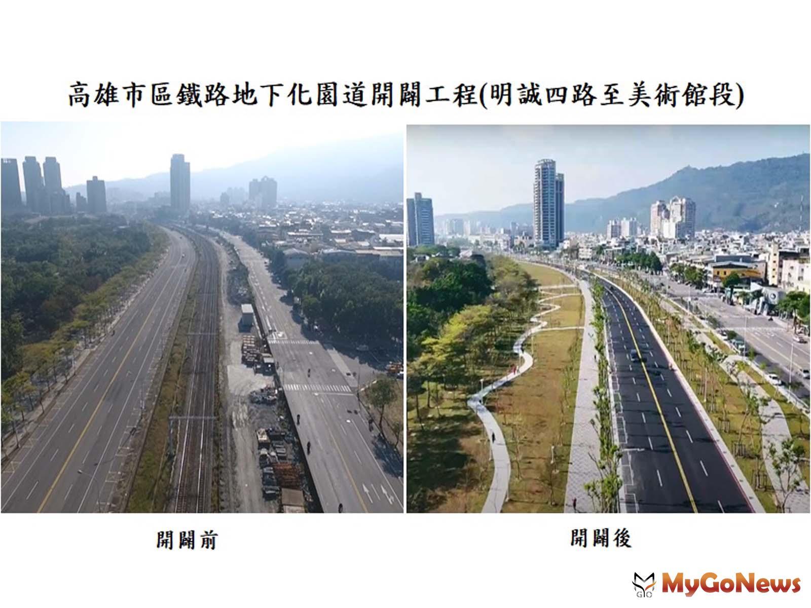 改善全國路網 內政部6年完成264項道路建設(圖/內政部) MyGoNews房地產新聞 市場快訊