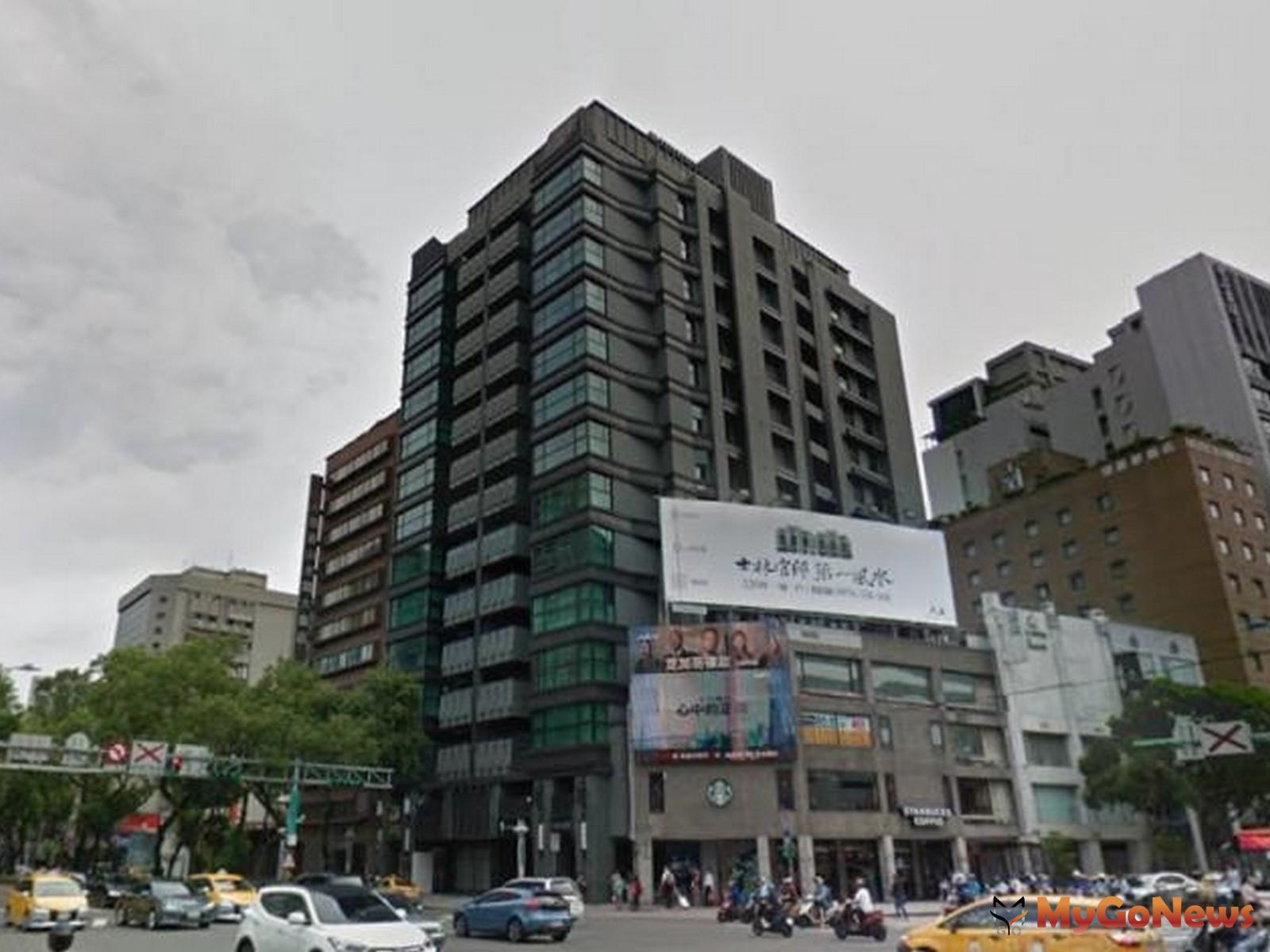 又見豪宅賠售,台北市這條路淪賠售大戶,「中山富御」二戶降價賣,中山北路二段豪宅命運多舛(圖/翻攝Google街景) MyGoNews房地產新聞 市場快訊