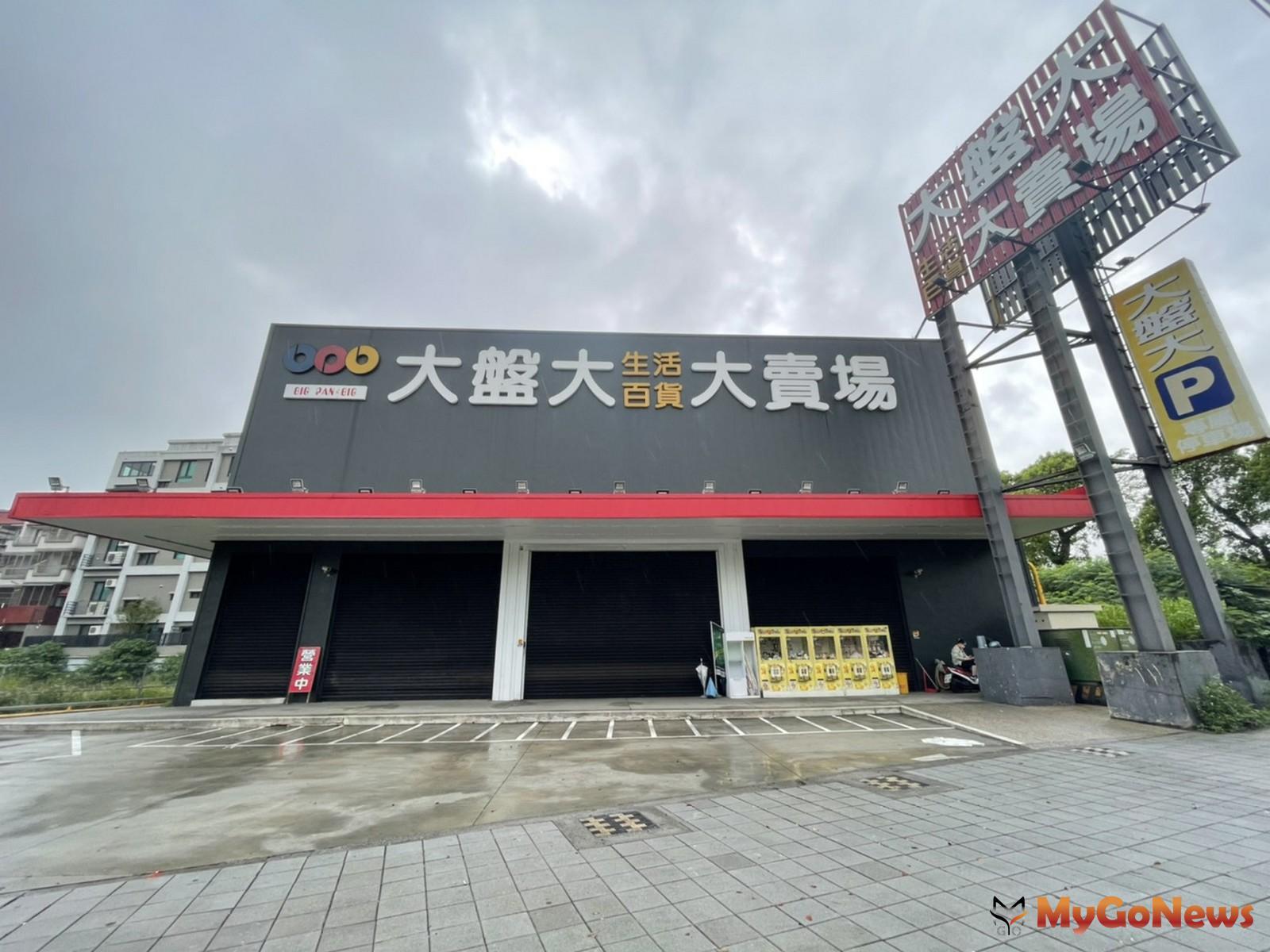 彰基以約2.87億元,買下包含大盤大南投店在內的上千坪土地。(台灣房屋南投家友特許加盟店提供) MyGoNews房地產新聞 市場快訊
