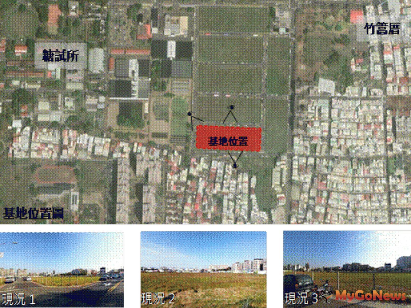 台南市東區新都心社會住宅建618戶,2025年完工(圖/營建署) MyGoNews房地產新聞 區域情報