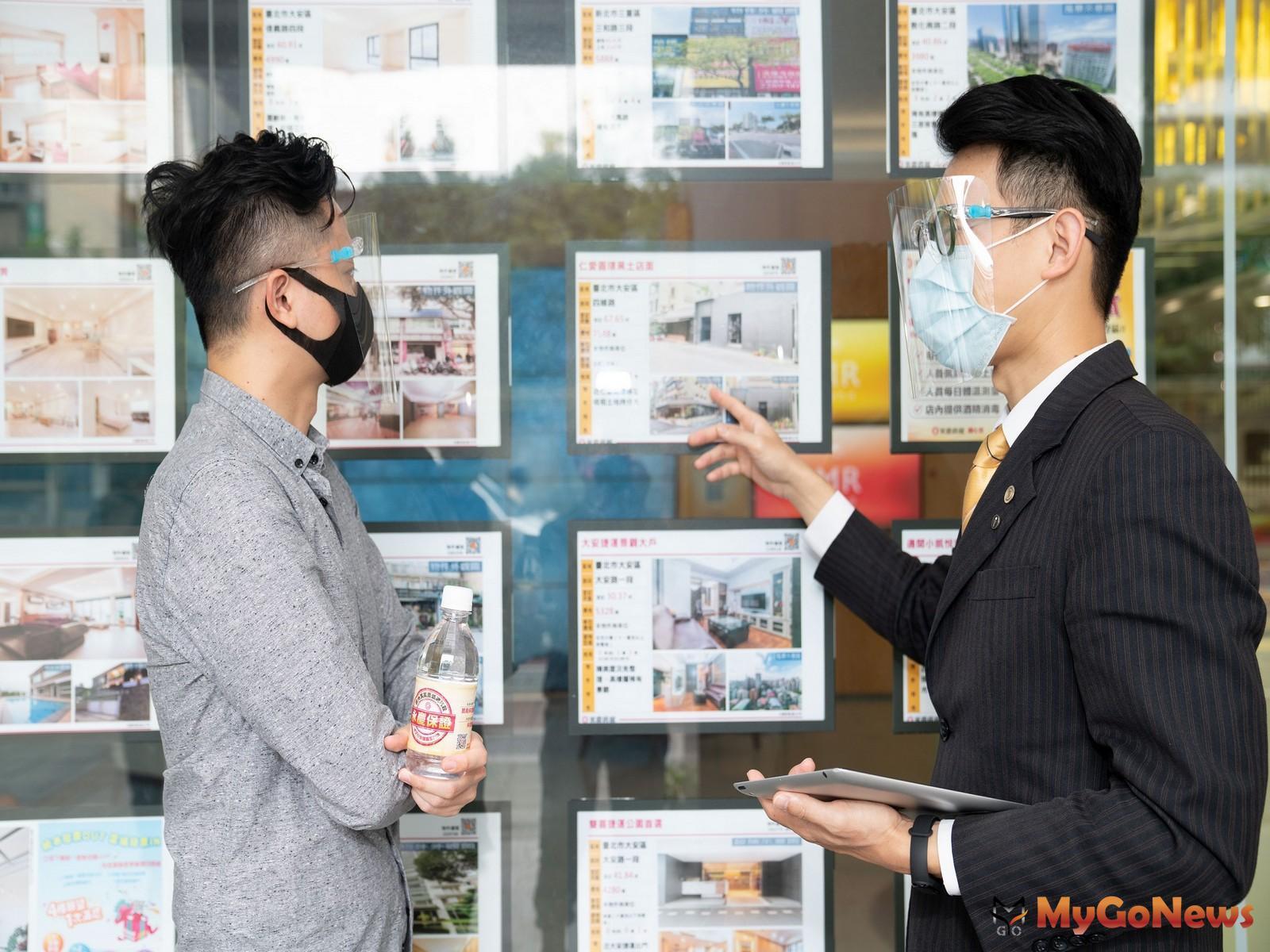 永慶房屋針對每一位買方提供專業且完整的諮詢服務,並仔細把關所有房地產資訊(圖/永慶房屋) MyGoNews房地產新聞 市場快訊