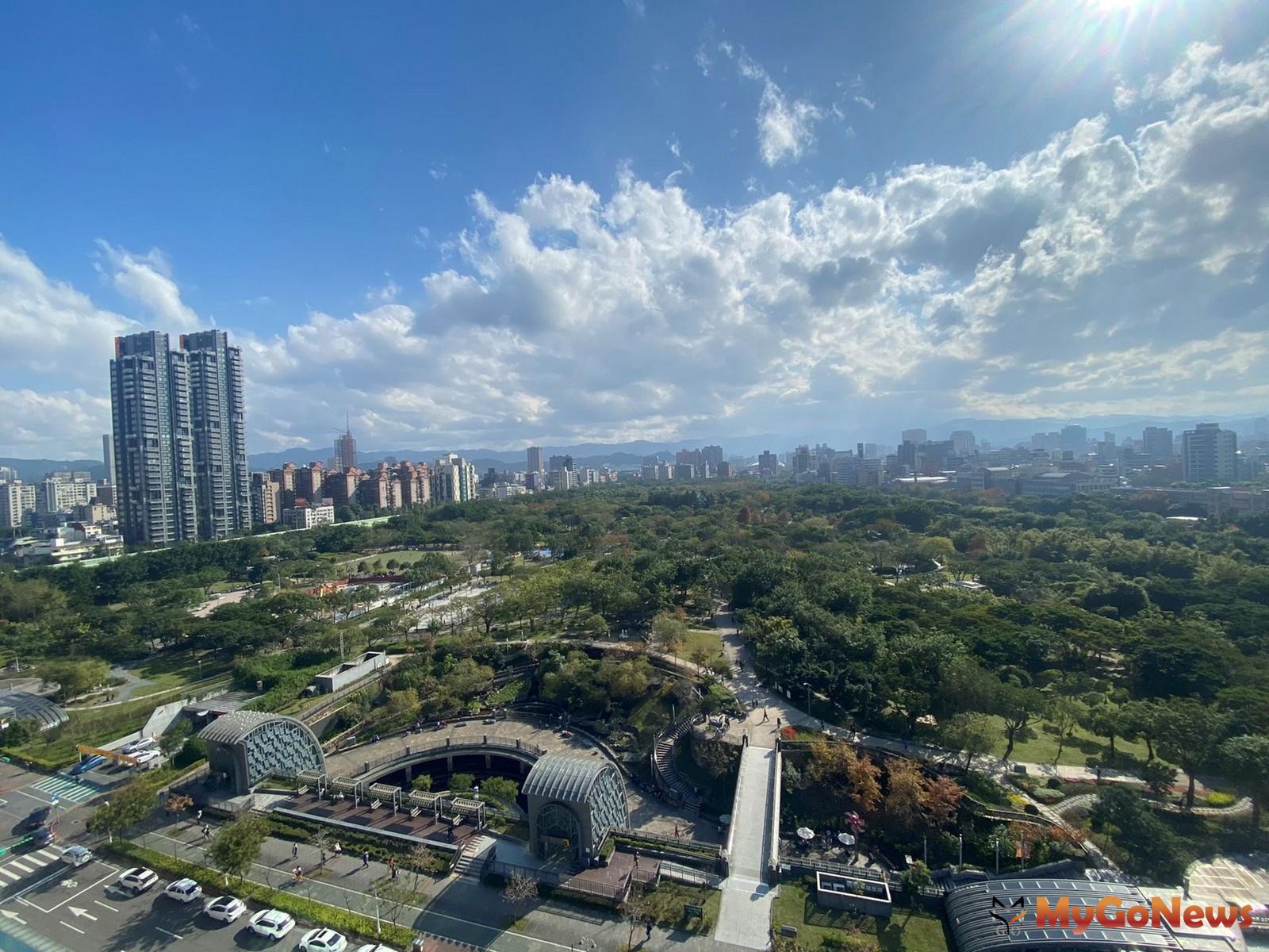 大安區受惠於台北市蛋黃區的優勢,吸納了不少金字塔頂端的購屋者(圖/永慶房屋) MyGoNews房地產新聞 市場快訊