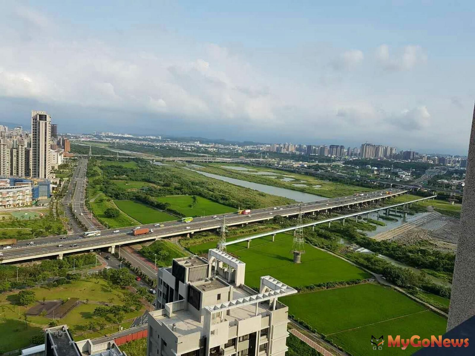 竹北市吸引了大量的科學園區工作人口,不僅為竹北市帶來人口成長、提高了住民的所得水準,也帶動房市交易的熱度(圖/永慶房屋) MyGoNews房地產新聞 市場快訊