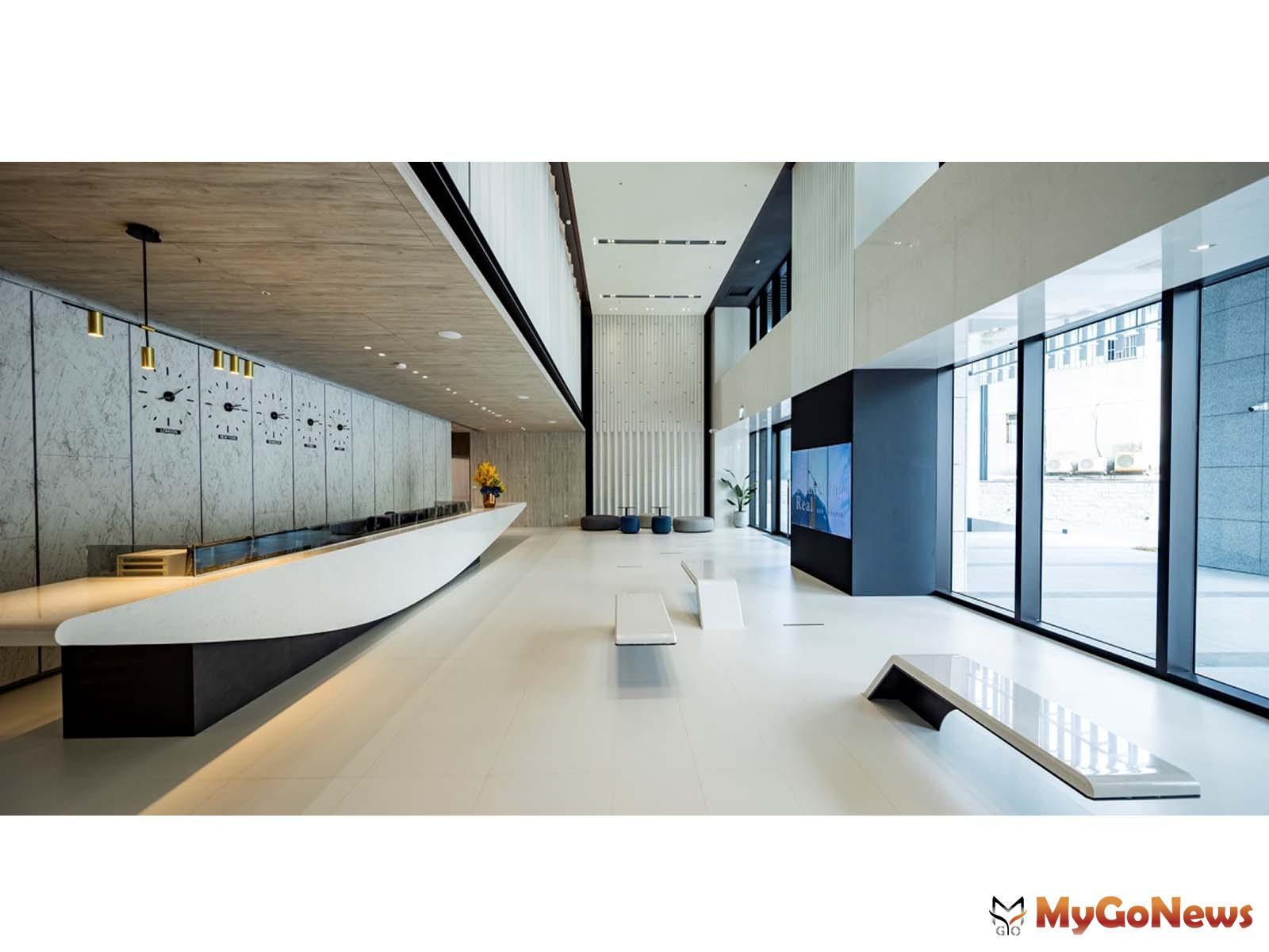 長群君臨-國際多媒體會議室(圖/業者提供) MyGoNews房地產新聞 熱銷推案