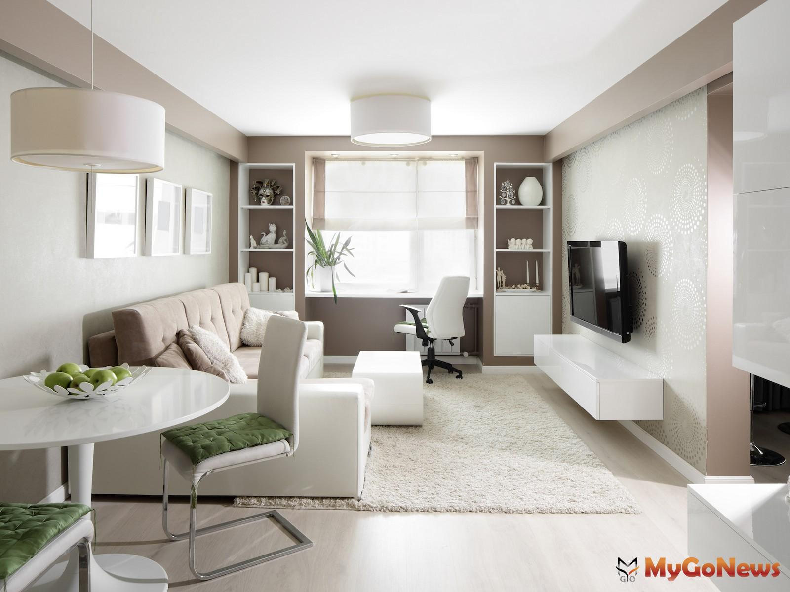 具備多功能設計的獨立空間成為一個家的重要設計。(圖/21世紀不動產) MyGoNews房地產新聞 安全家居