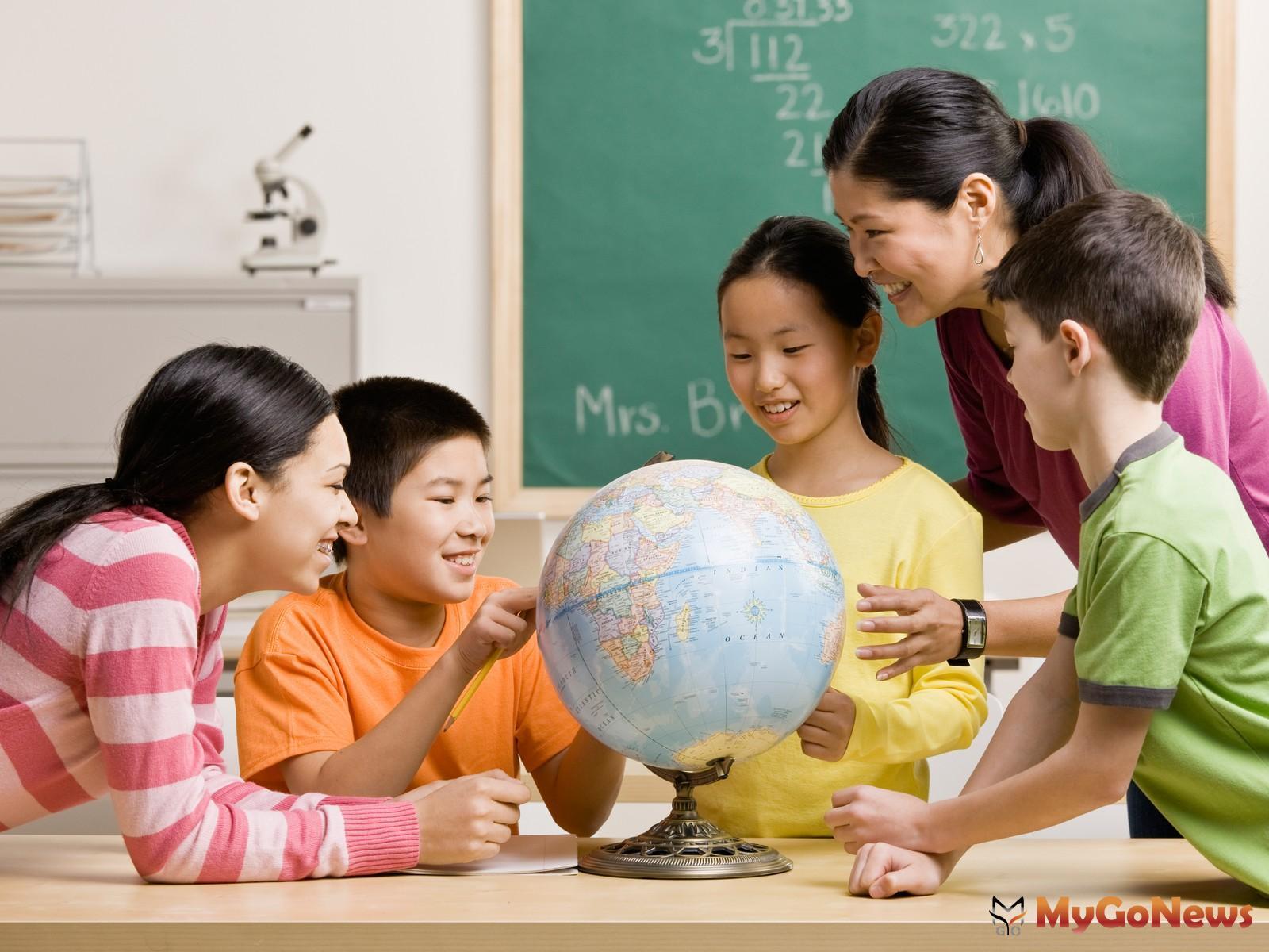 少子化時代 明星學區保值超搶手,比雙學區更吸睛,學區「完整一條龍」的教育環境(圖/達志影像) MyGoNews房地產新聞 專題報導