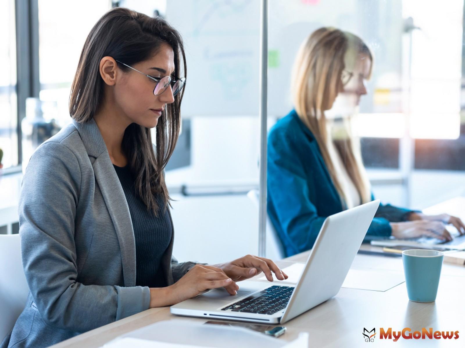 20-30歲的受訪者是最能接受居家辦公與彈性辦公室設計的一群(圖/高力國際) MyGoNews房地產新聞 趨勢報導