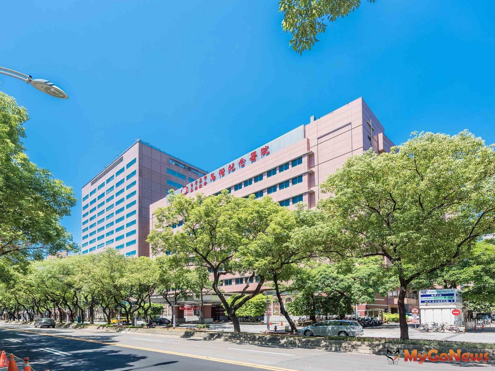 馬偕醫院形成的「馬偕生活圈」是台北市大同區的重要生活軸心 MyGoNews房地產新聞 專題報導