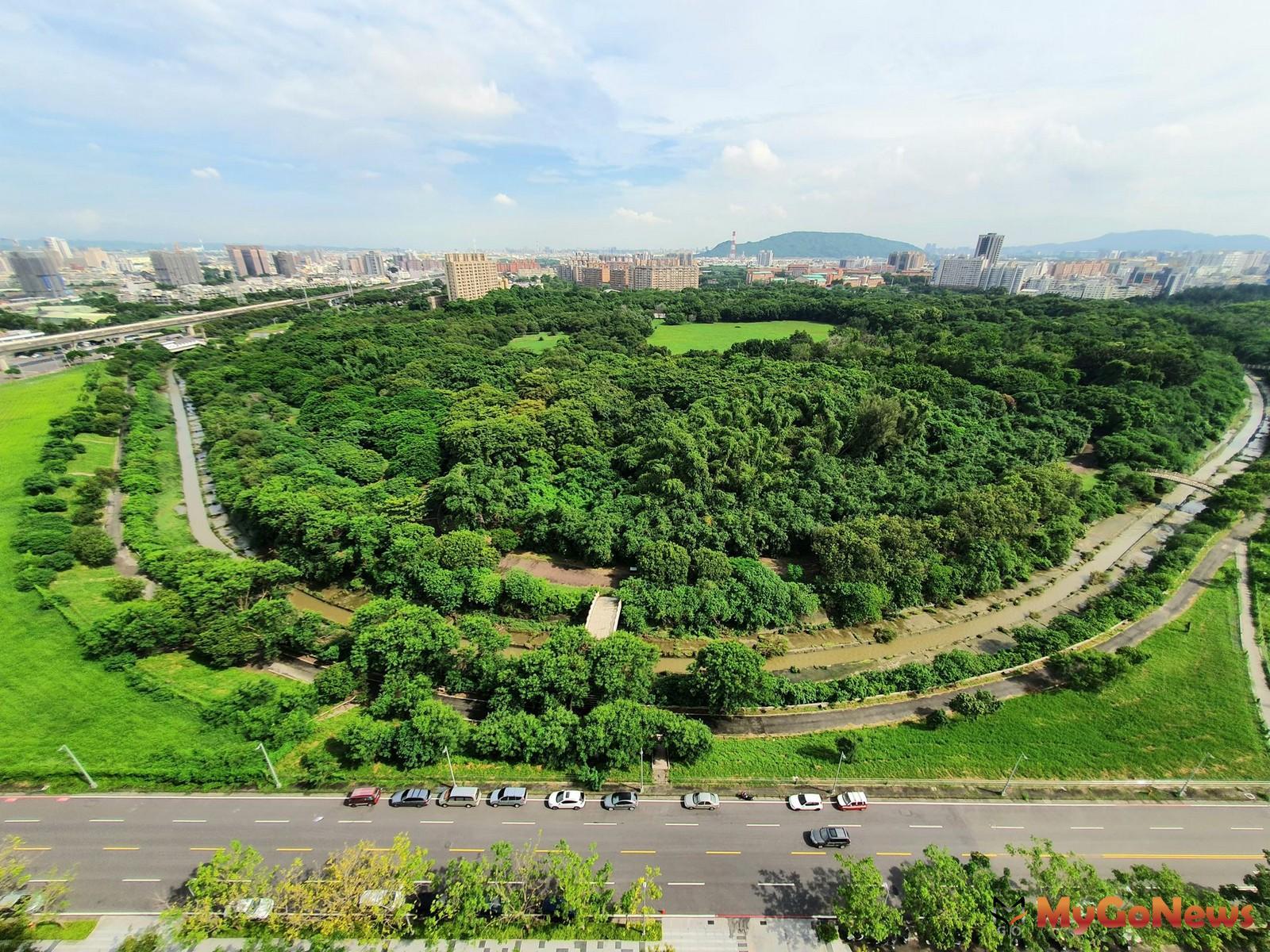 享有悠閒景致、生活機能優勢的高雄都會公園生活圈,帶動周邊不少景觀大樓推案。(圖片永慶房仲網提供) MyGoNews房地產新聞 市場快訊