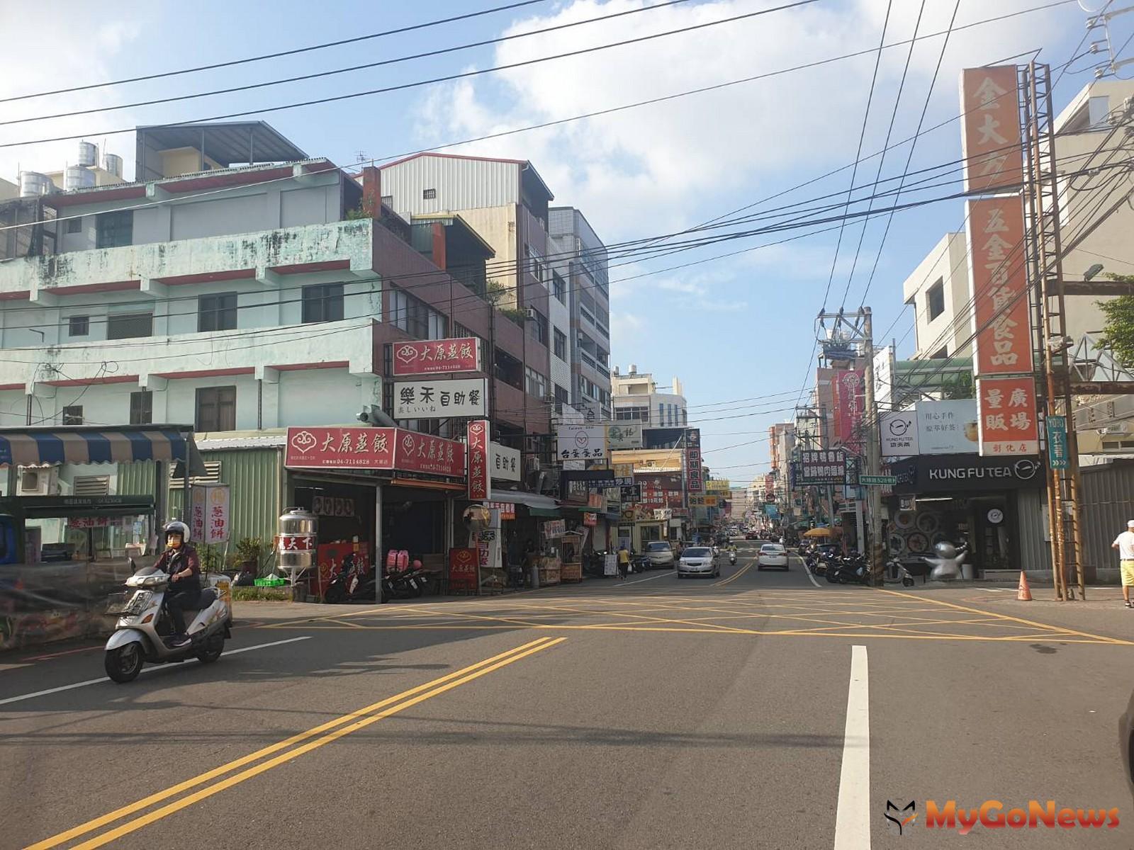 大埔商圈生活機能成熟(圖/東森房屋) MyGoNews房地產新聞 區域情報