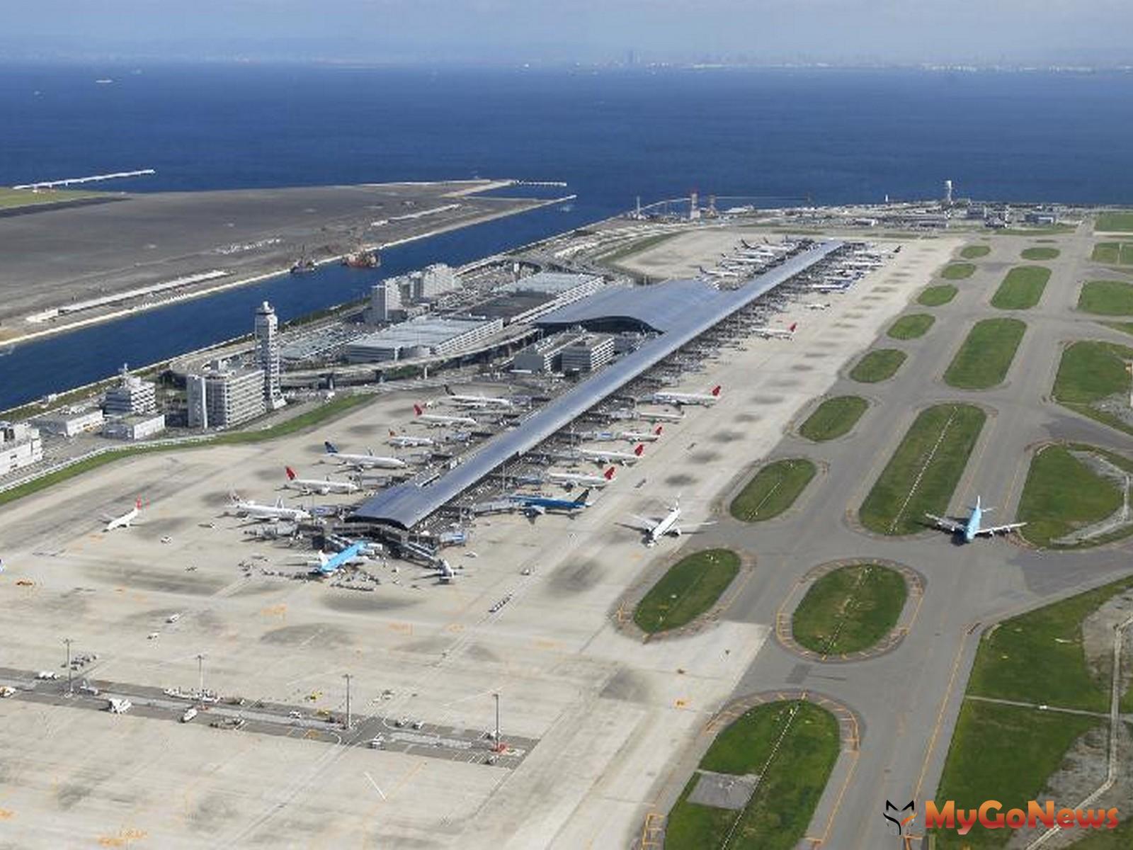 日本國土開發填海造陸完成關西機場奇蹟工程(圖/業者提供) MyGoNews房地產新聞 熱銷推案